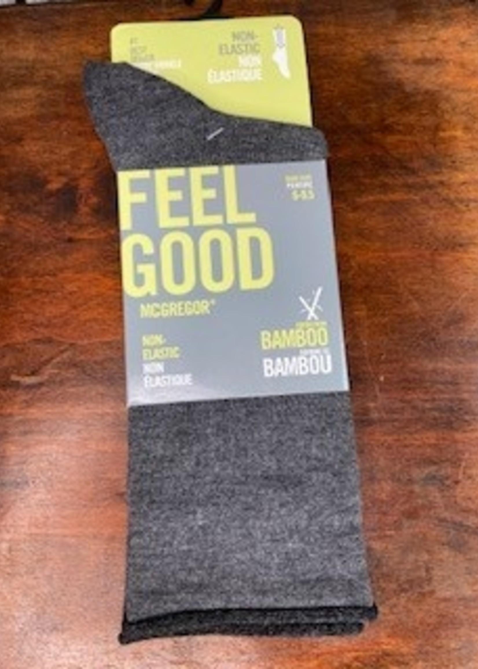 Feel Good Bamboo  Non E dark grey heather