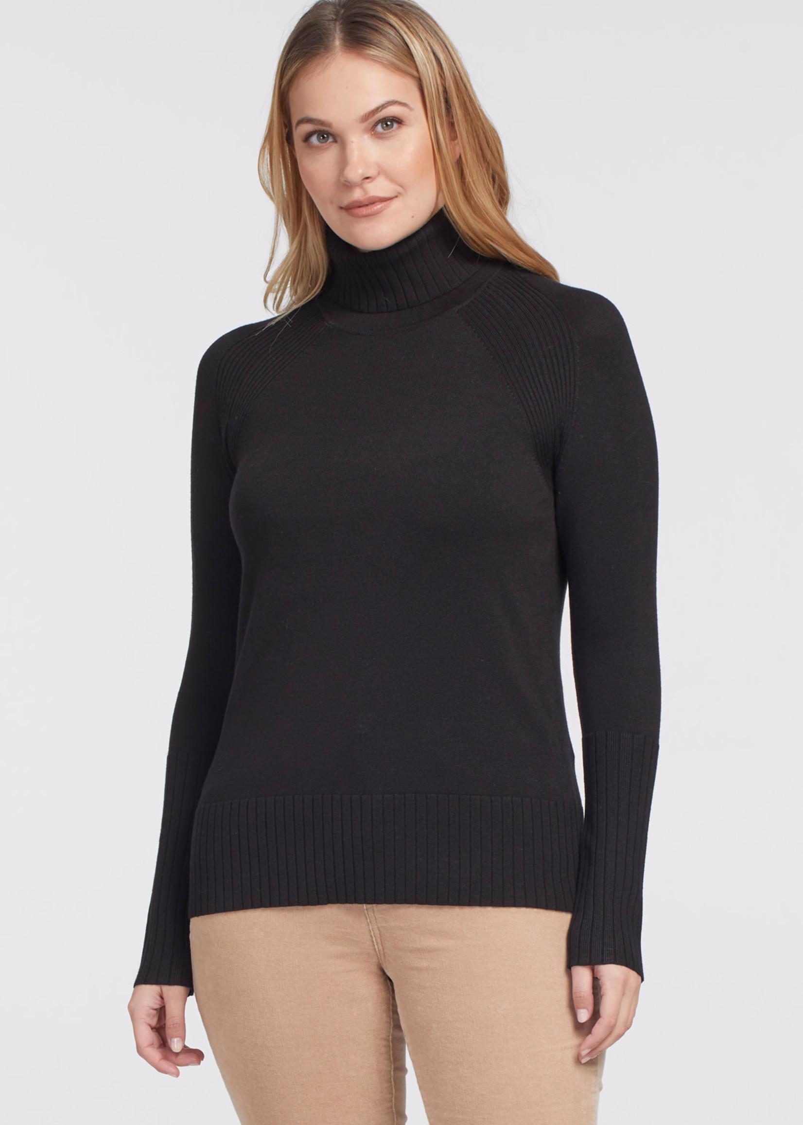 Tribal Long sleeve turtle neck sweater