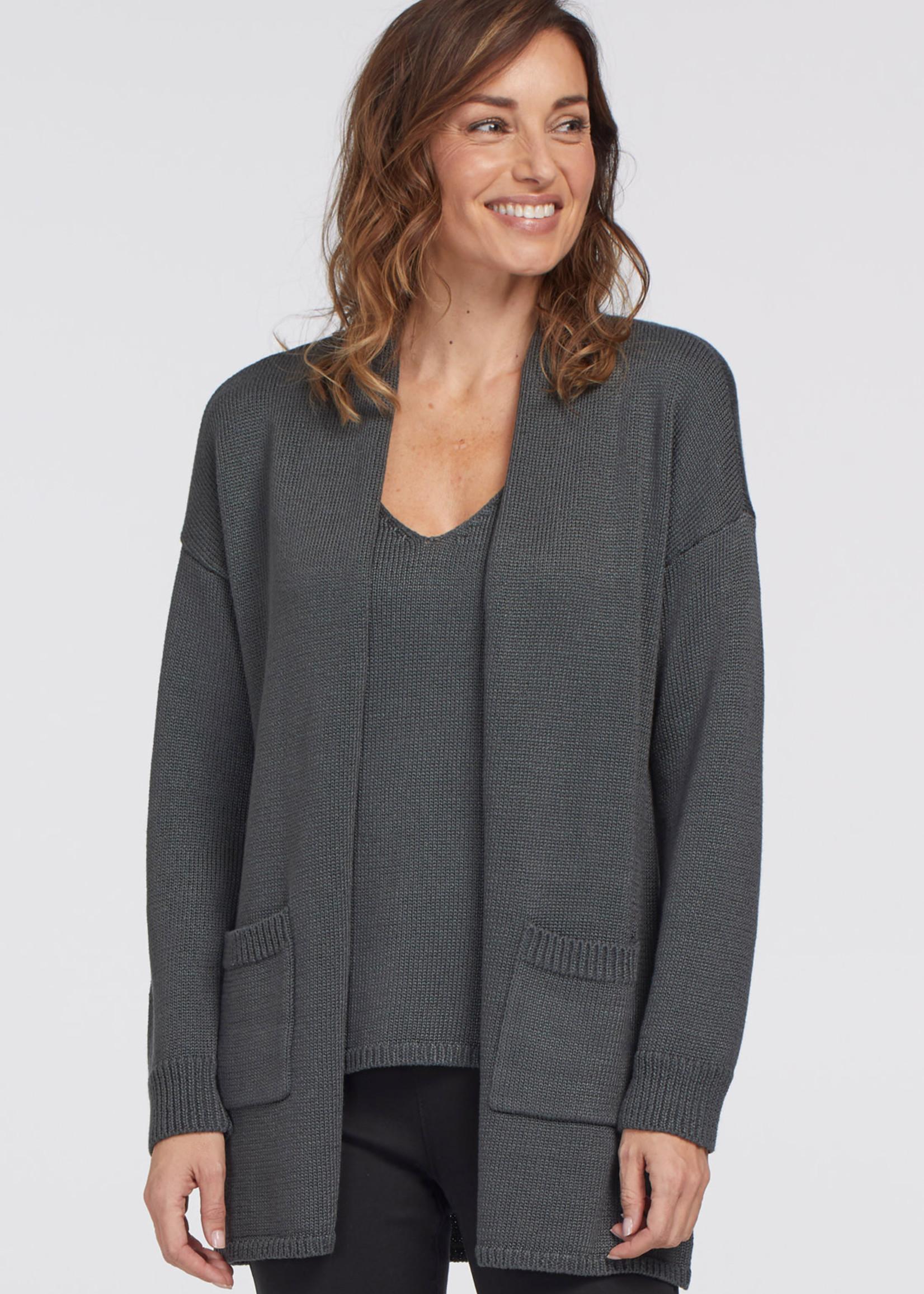 Tribal Long Sleeve Sweater Cardigan 71110-4338