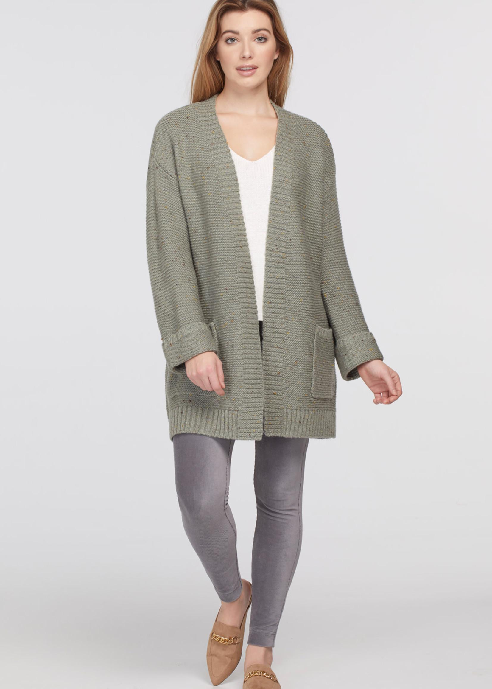 Tribal Oversized Sweater Cardigan 71310