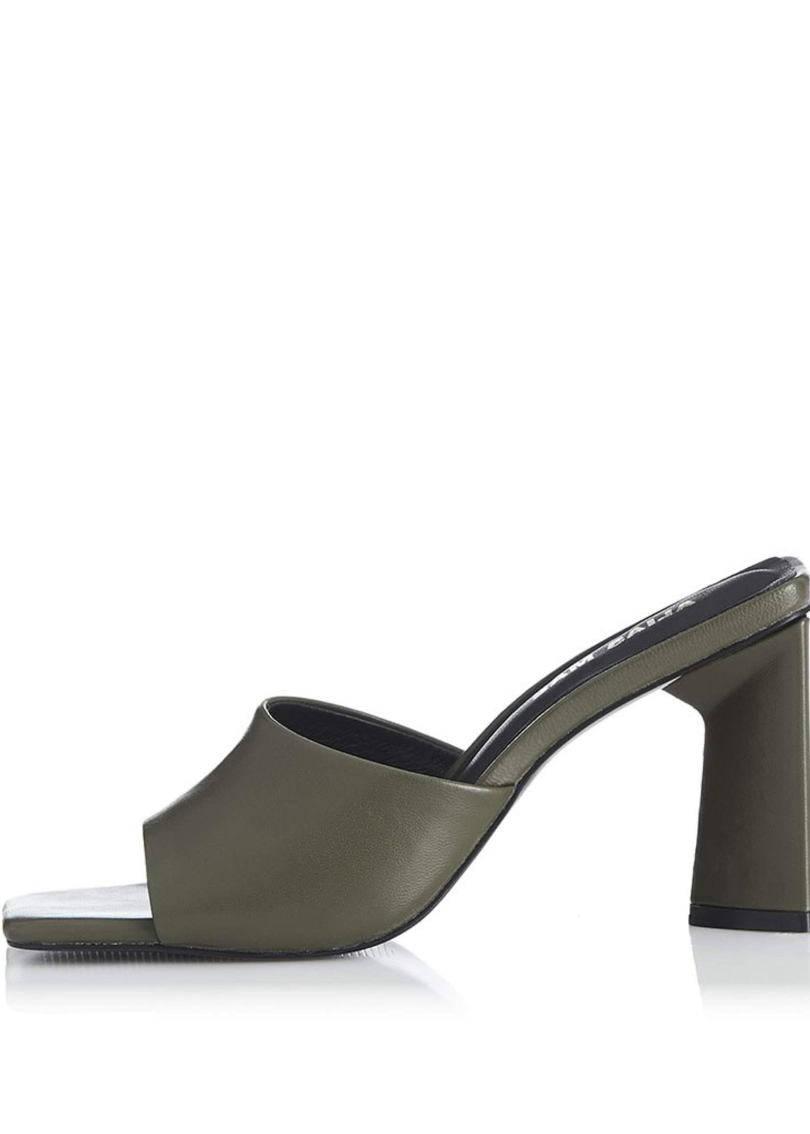 Elitaire Boutique The Macy in Olive