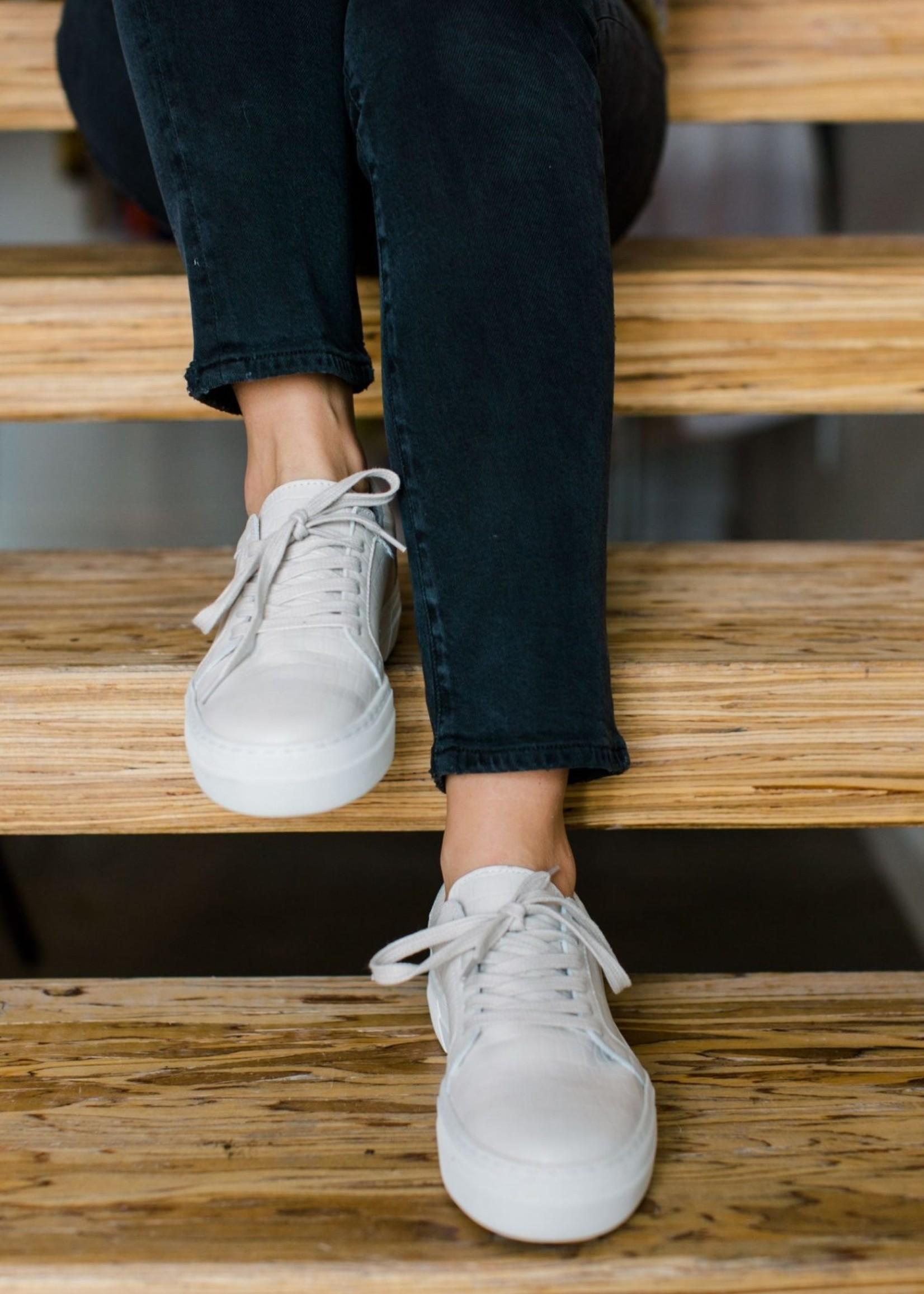 Elitaire Boutique Marissa Bone Sneaker