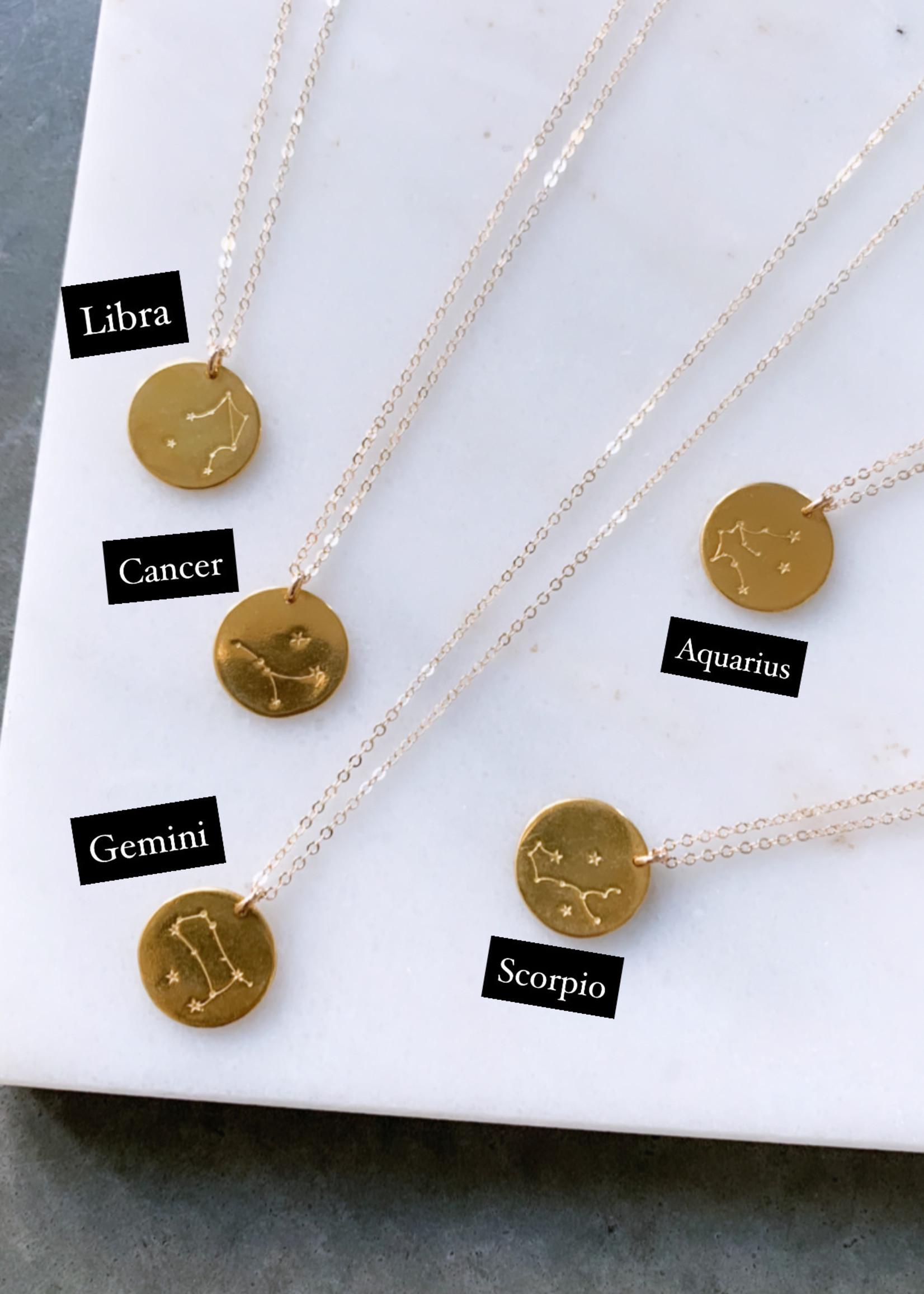 Elitaire Boutique Astrology Necklace