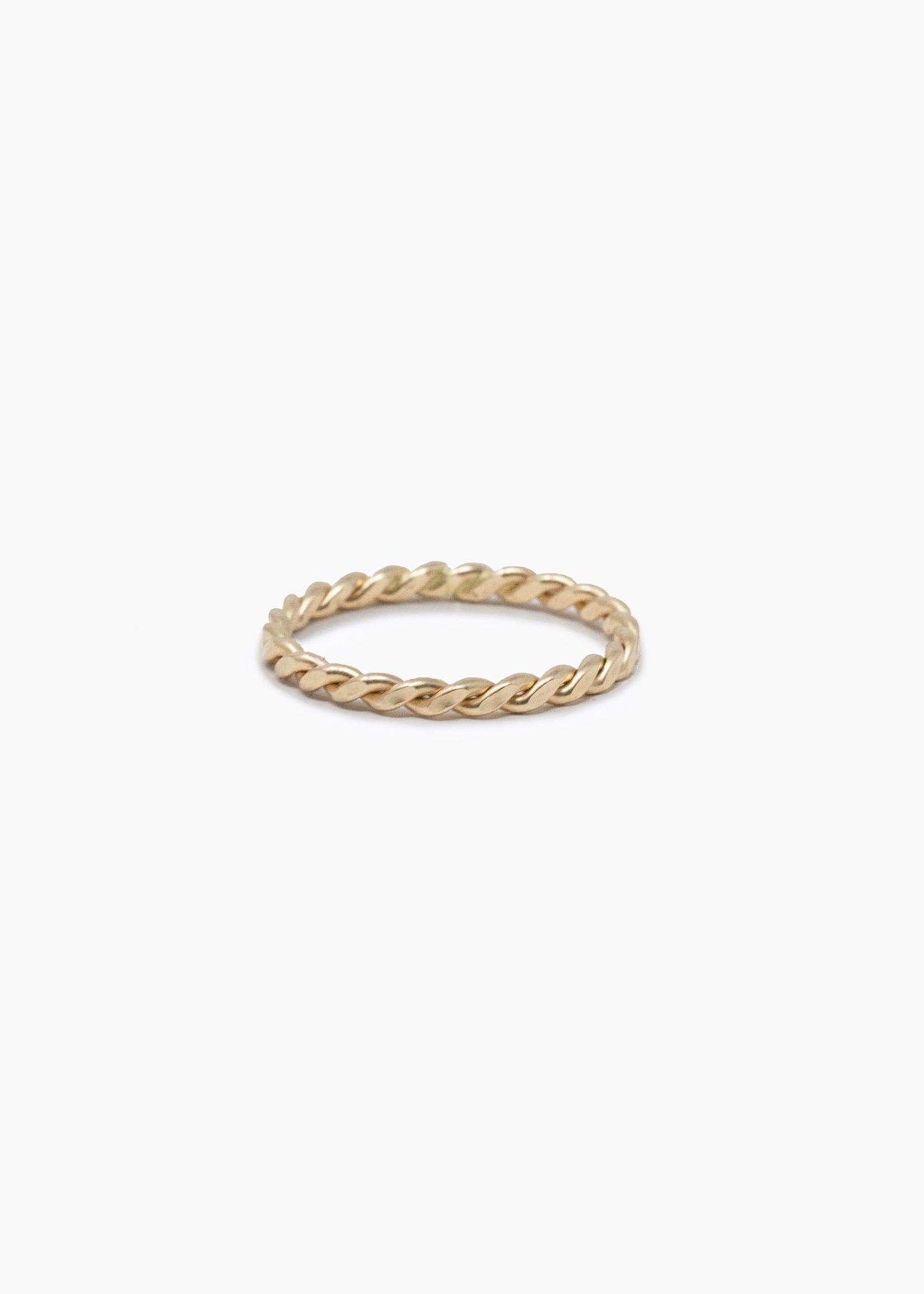 Elitaire Boutique Ivy Ring Silver