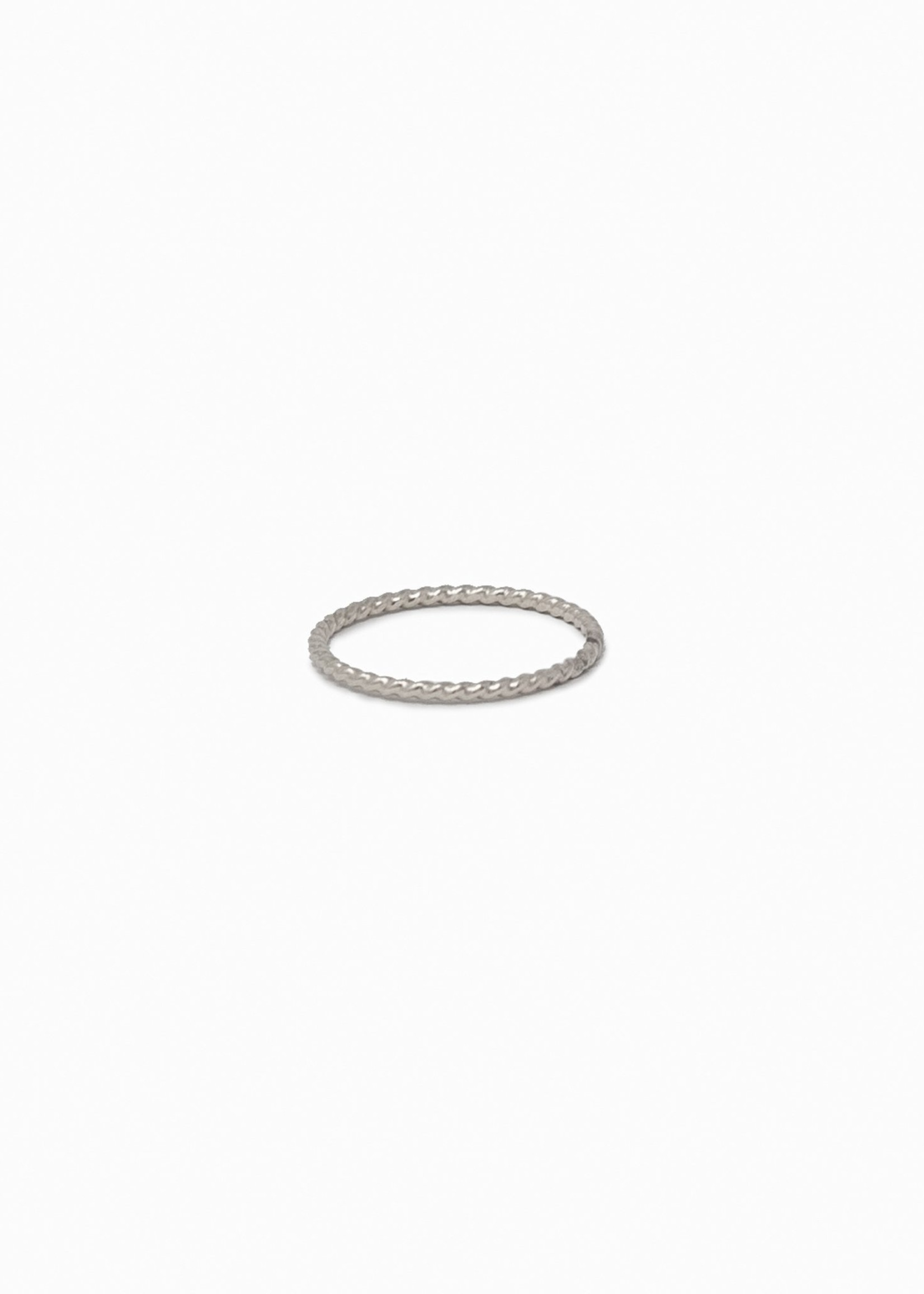 Elitaire Boutique Twisted Stacking Ring