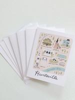 Elitaire Boutique Huntsville Notecards