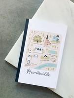 Elitaire Boutique Huntsville Map Notebook