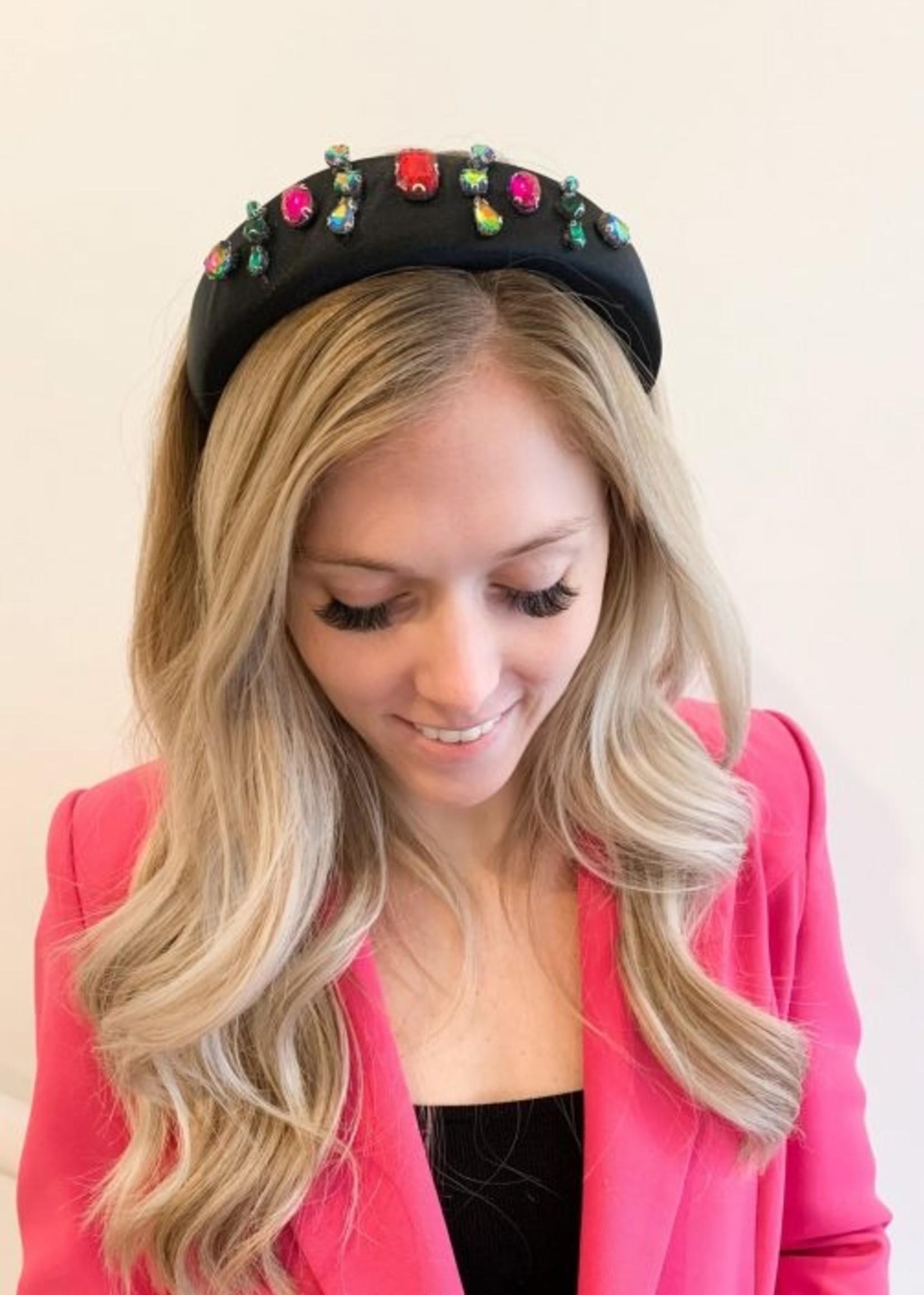 Elitaire Boutique Jeweled Headband
