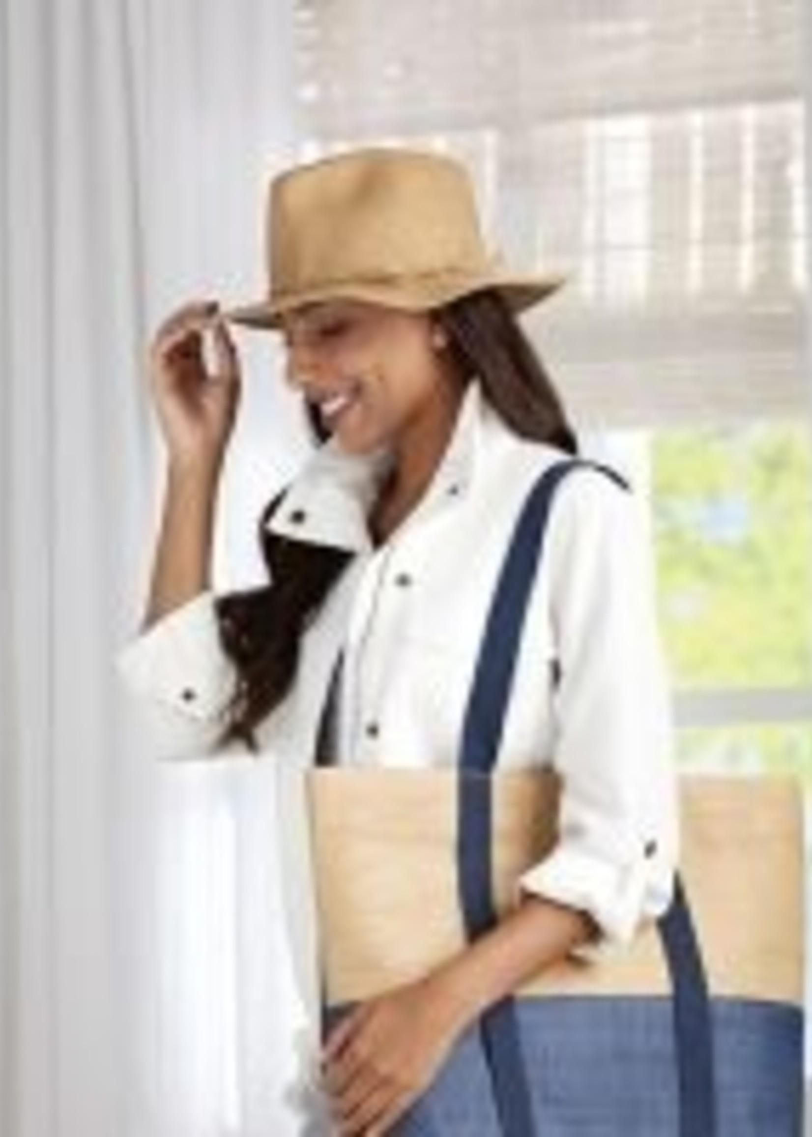 Elitaire Boutique Hat & Tote Git Set
