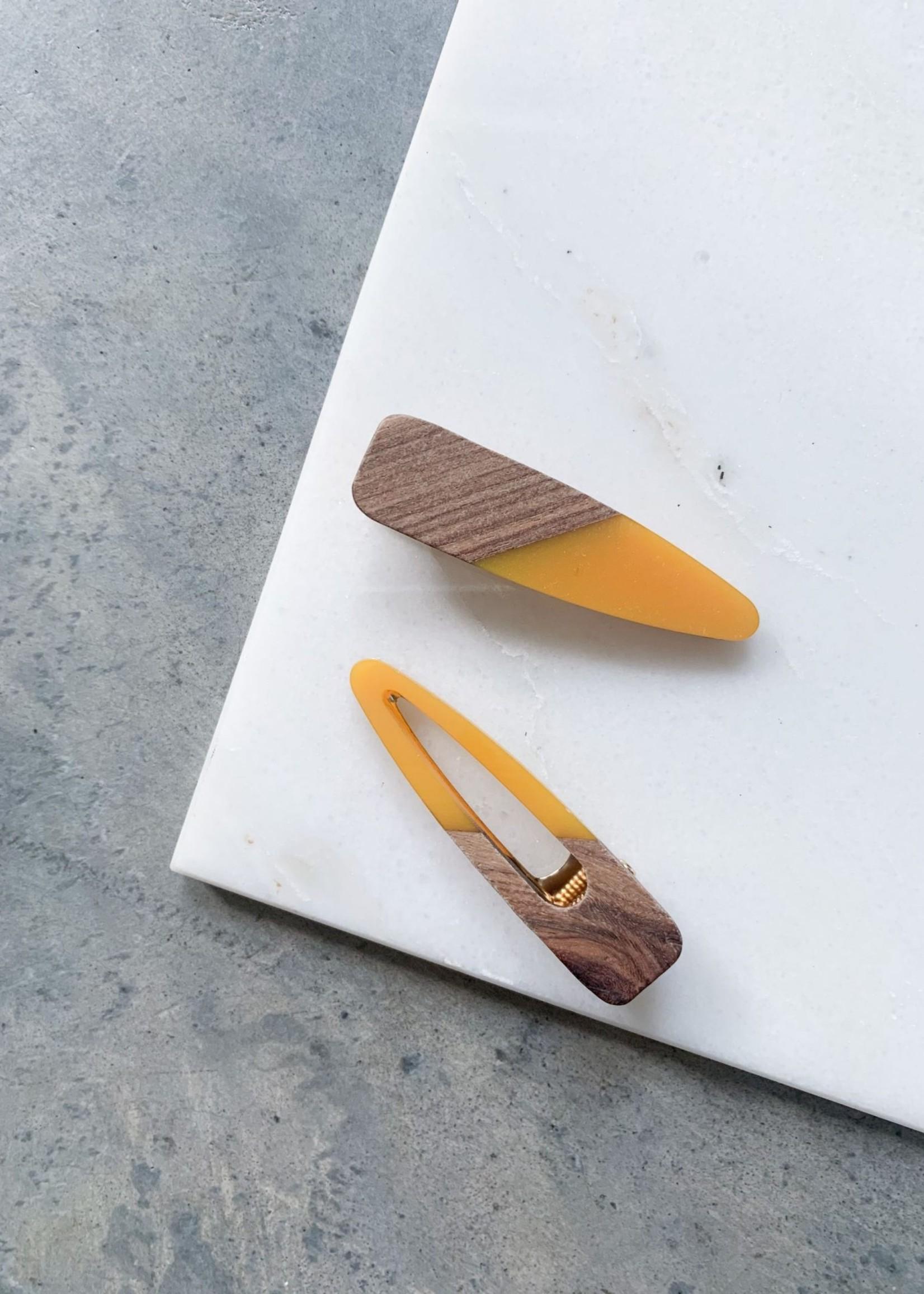 Elitaire Boutique Clementine Hair Clip Set