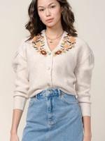 Elitaire Boutique Sammi Hand Embroidered Sweater