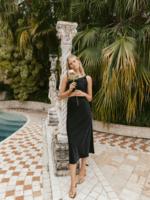 Elitaire Boutique Chelsea Black Skirt