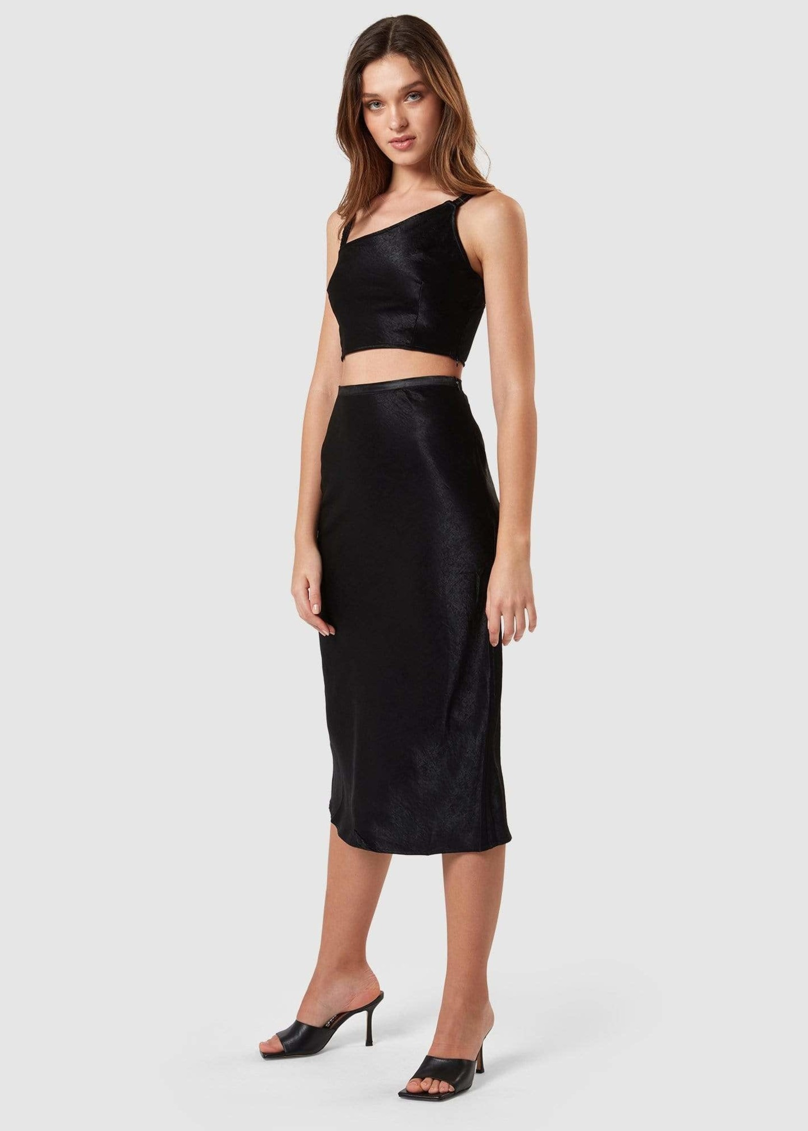 Elitaire Boutique Chelsea Black Skirt