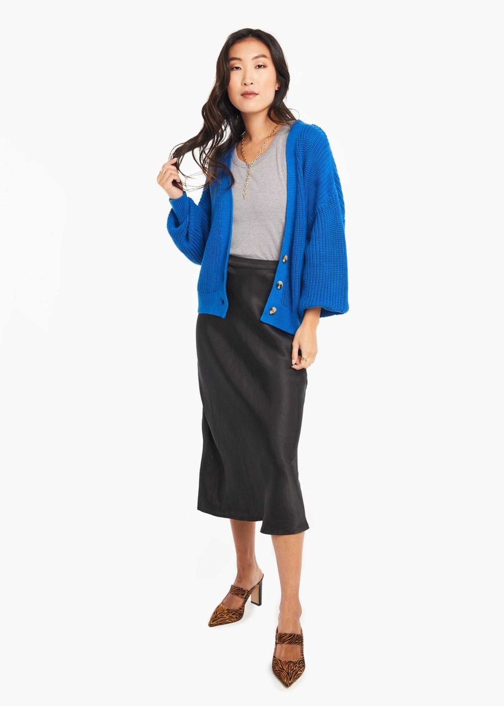 Elitaire Boutique Rene Black Midi Skirt