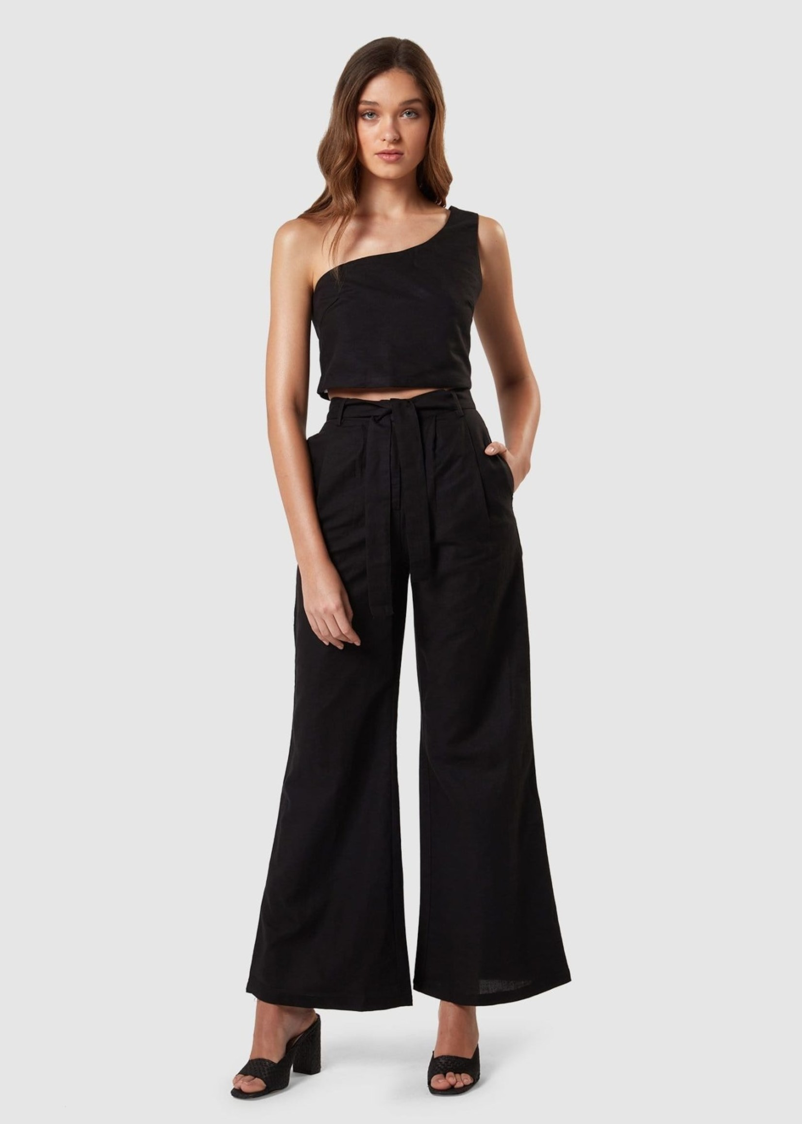 Elitaire Boutique Bask Black Pant