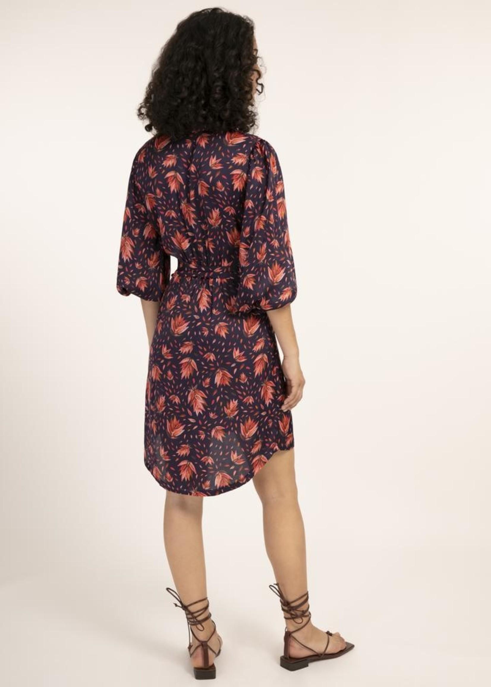 Elitaire Boutique Alessia Floral Dress