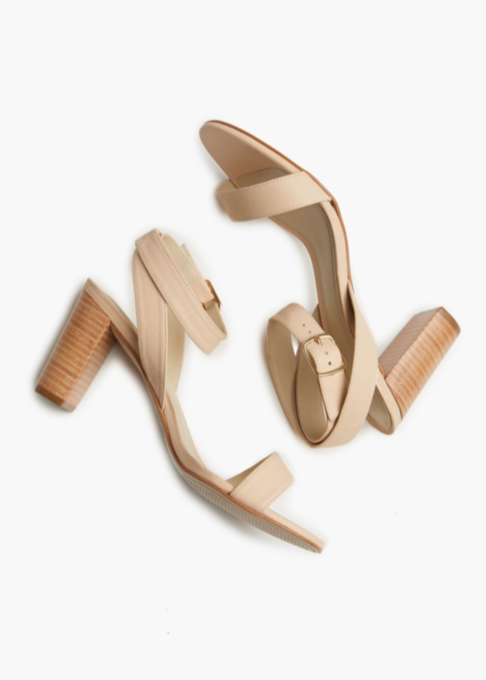 Elitaire Boutique Mabry Nude Heel