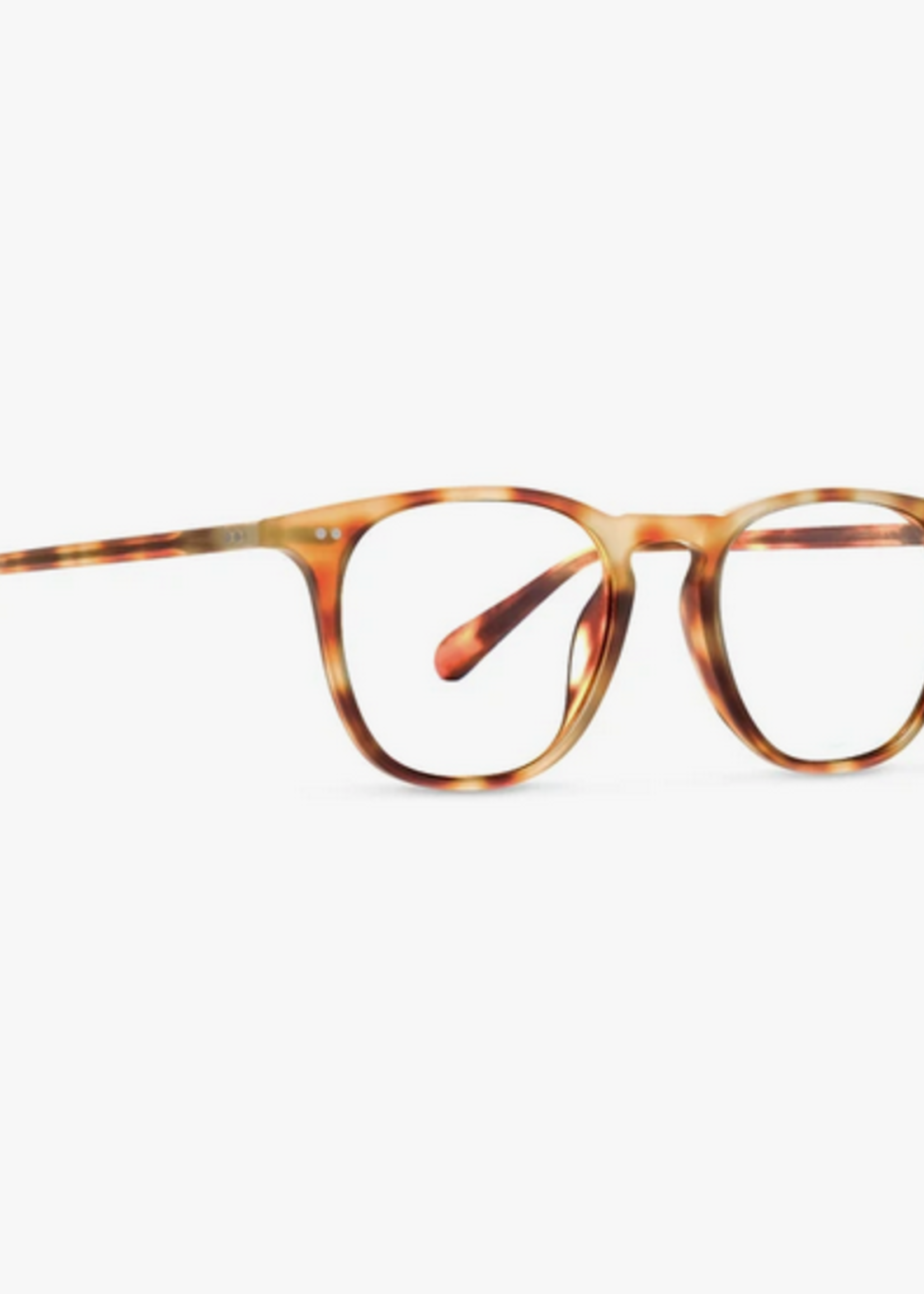 Elitaire Boutique The Maxwell Blue Light Tortoise