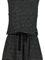 Elitaire Boutique Catalina Striped Romper