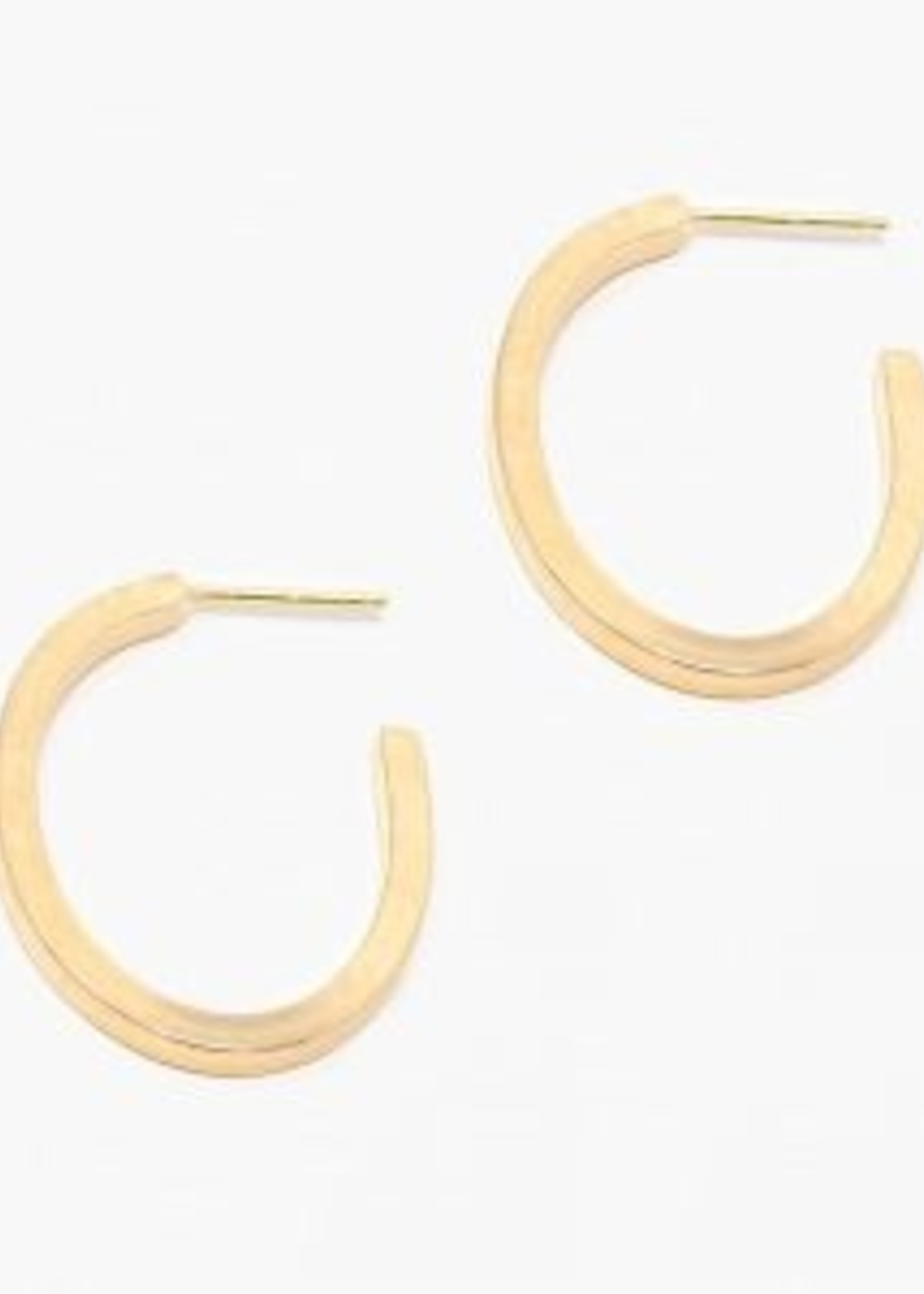Elitaire Boutique Muse Hoop Earring