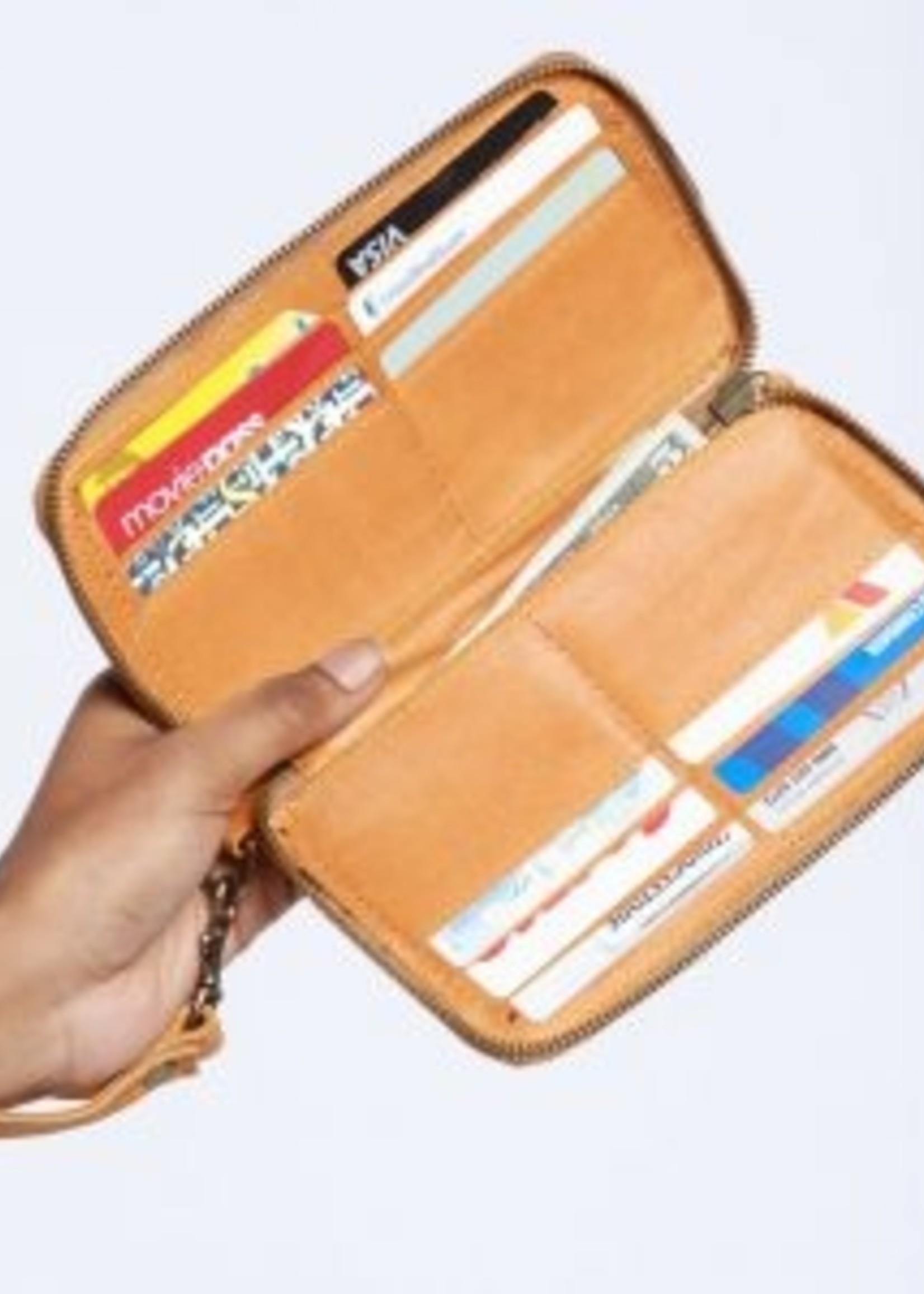 Elitaire Boutique Alem Continental Wallet
