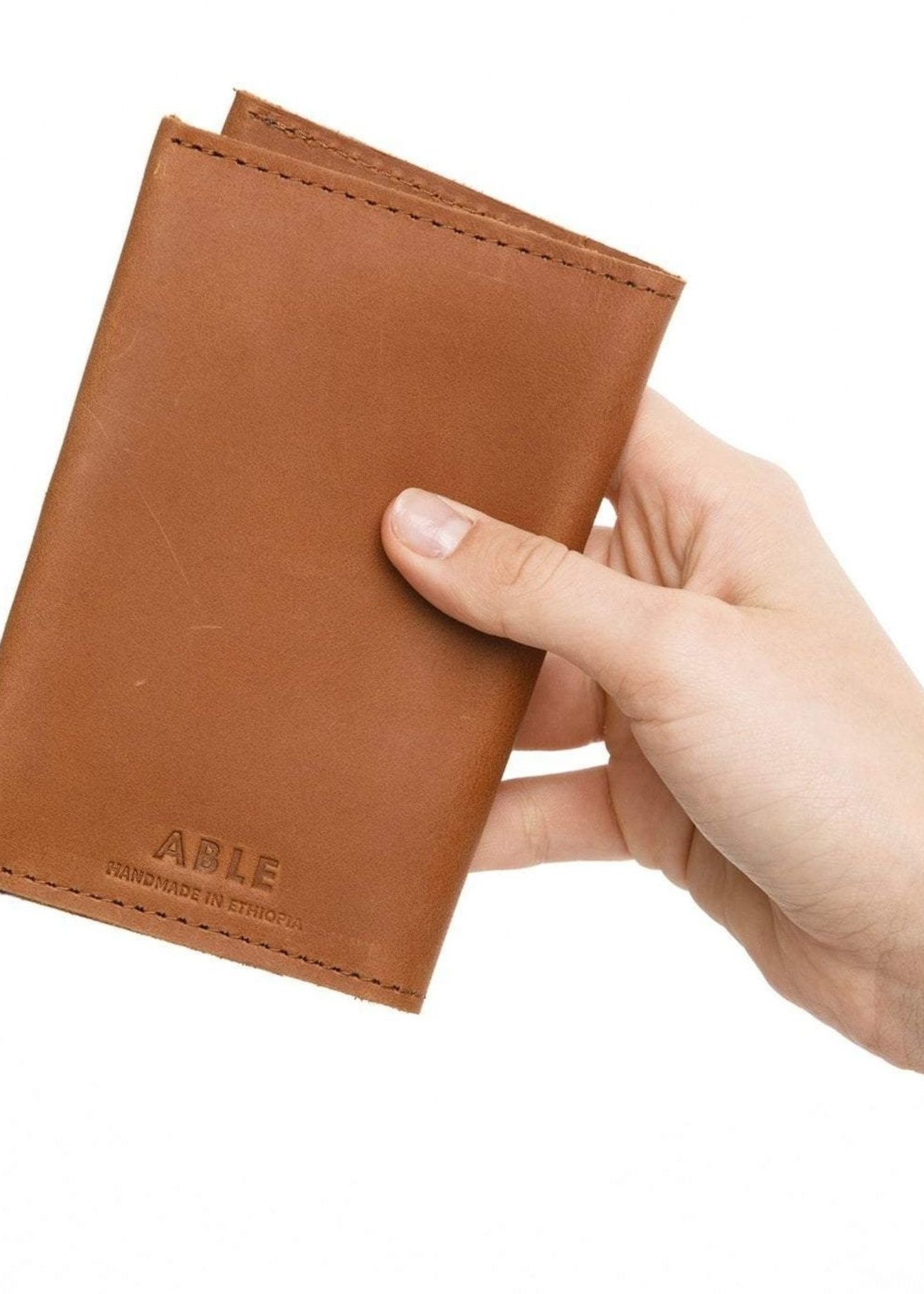 Elitaire Boutique Alem Passport Wallet