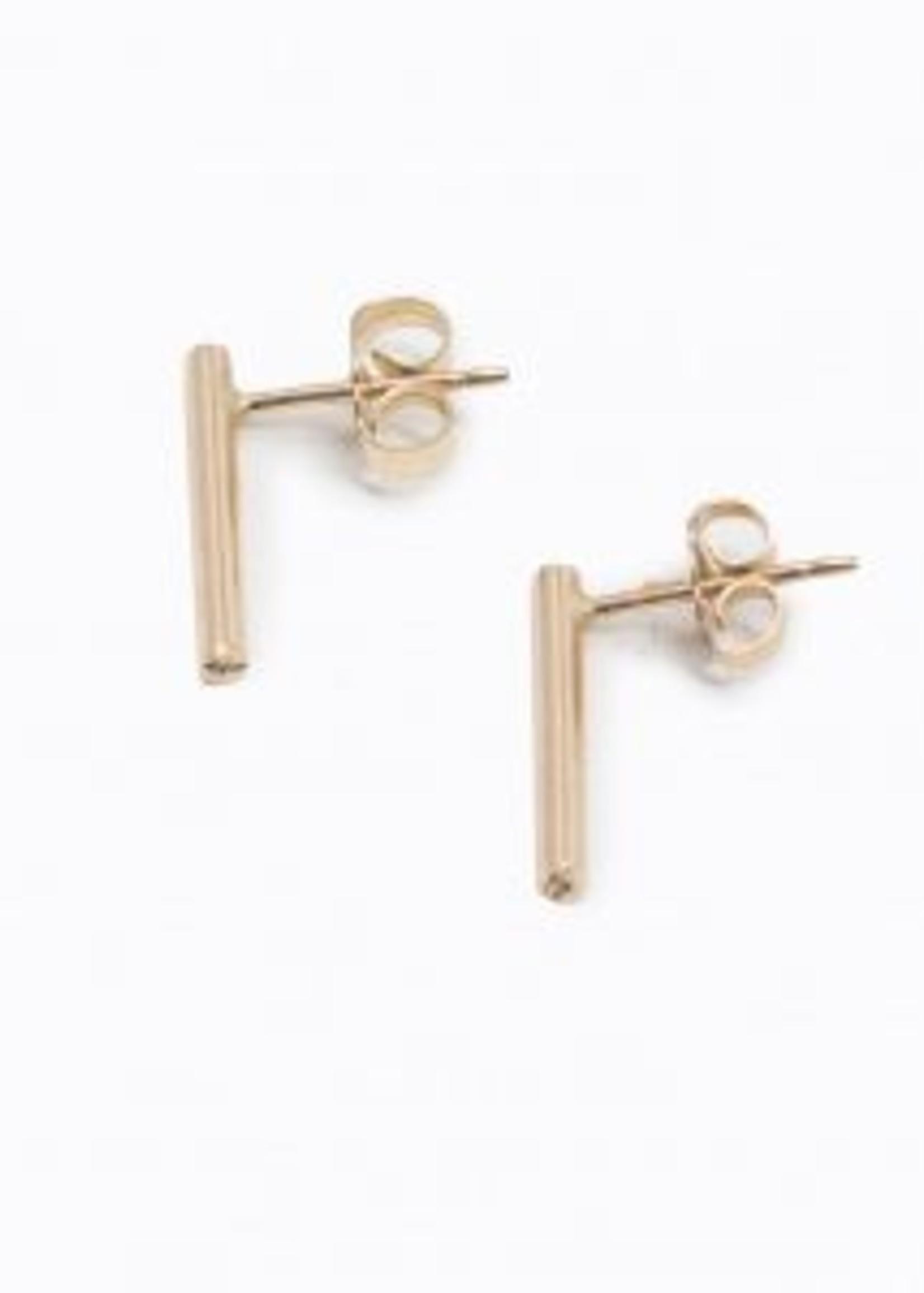 Elitaire Boutique Stick Earrings