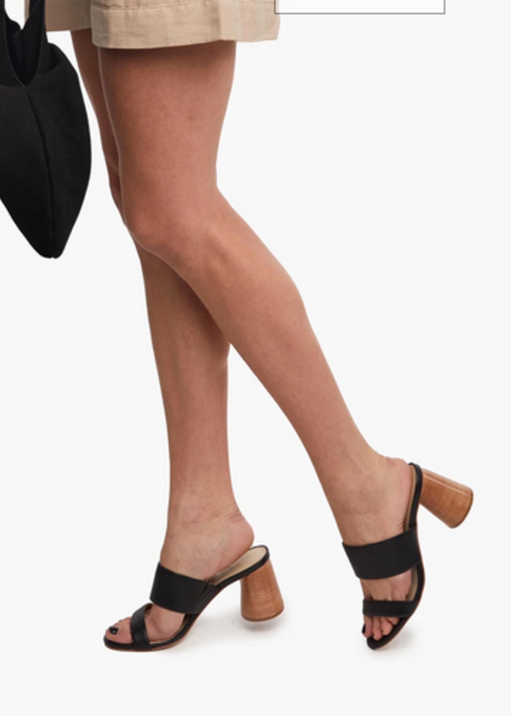 Elitaire Boutique Jones Heel in Black