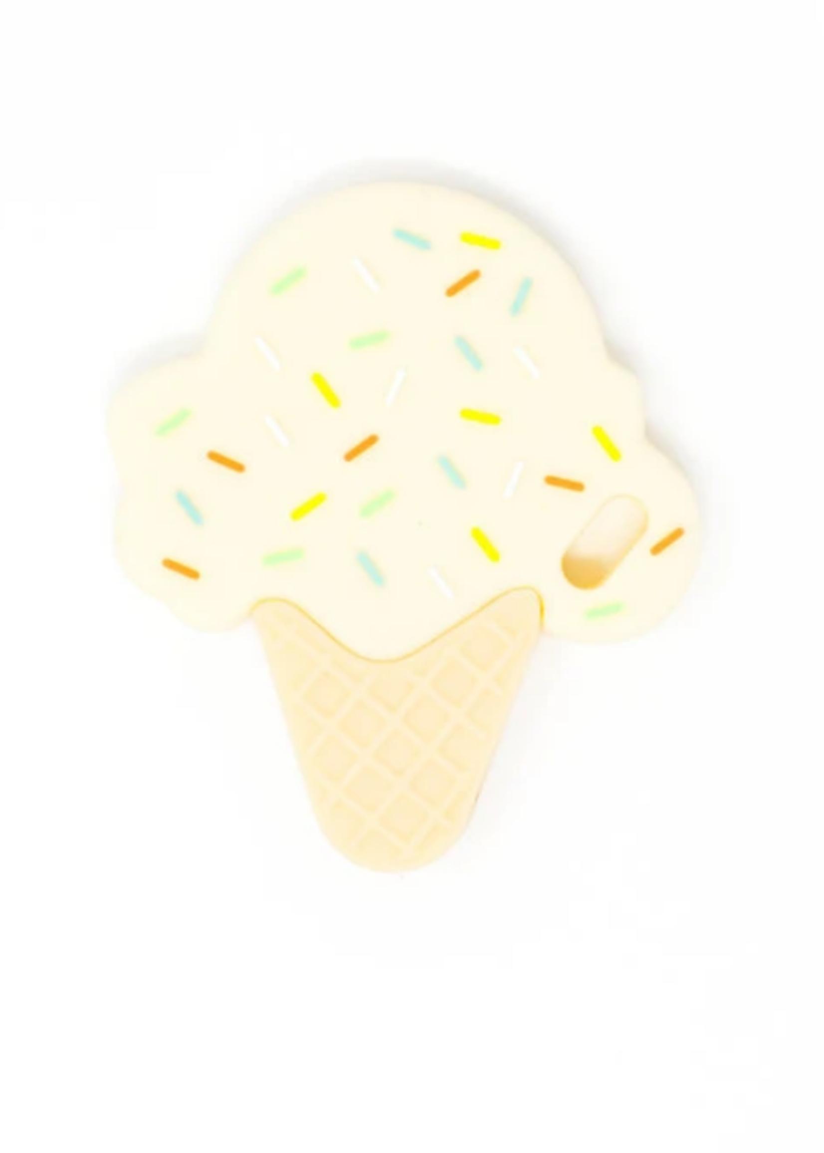Elitaire Petite Ice Cream Silicone Teether