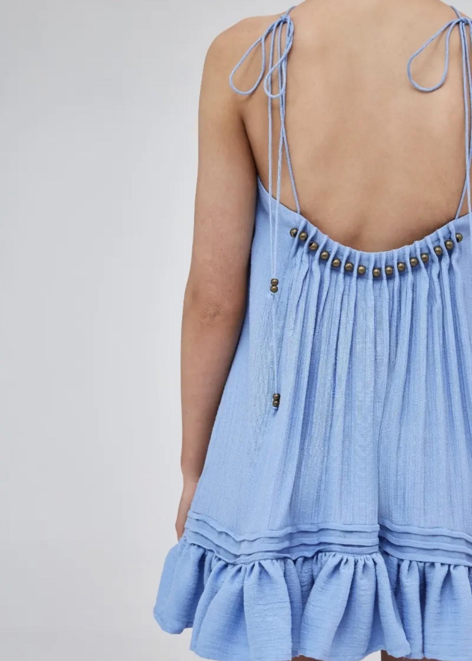 Elitaire Boutique Harper Blue Dress