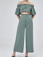 Elitaire Boutique Theo Pant in Pine