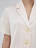 Elitaire Boutique Refine Ecru Shirt