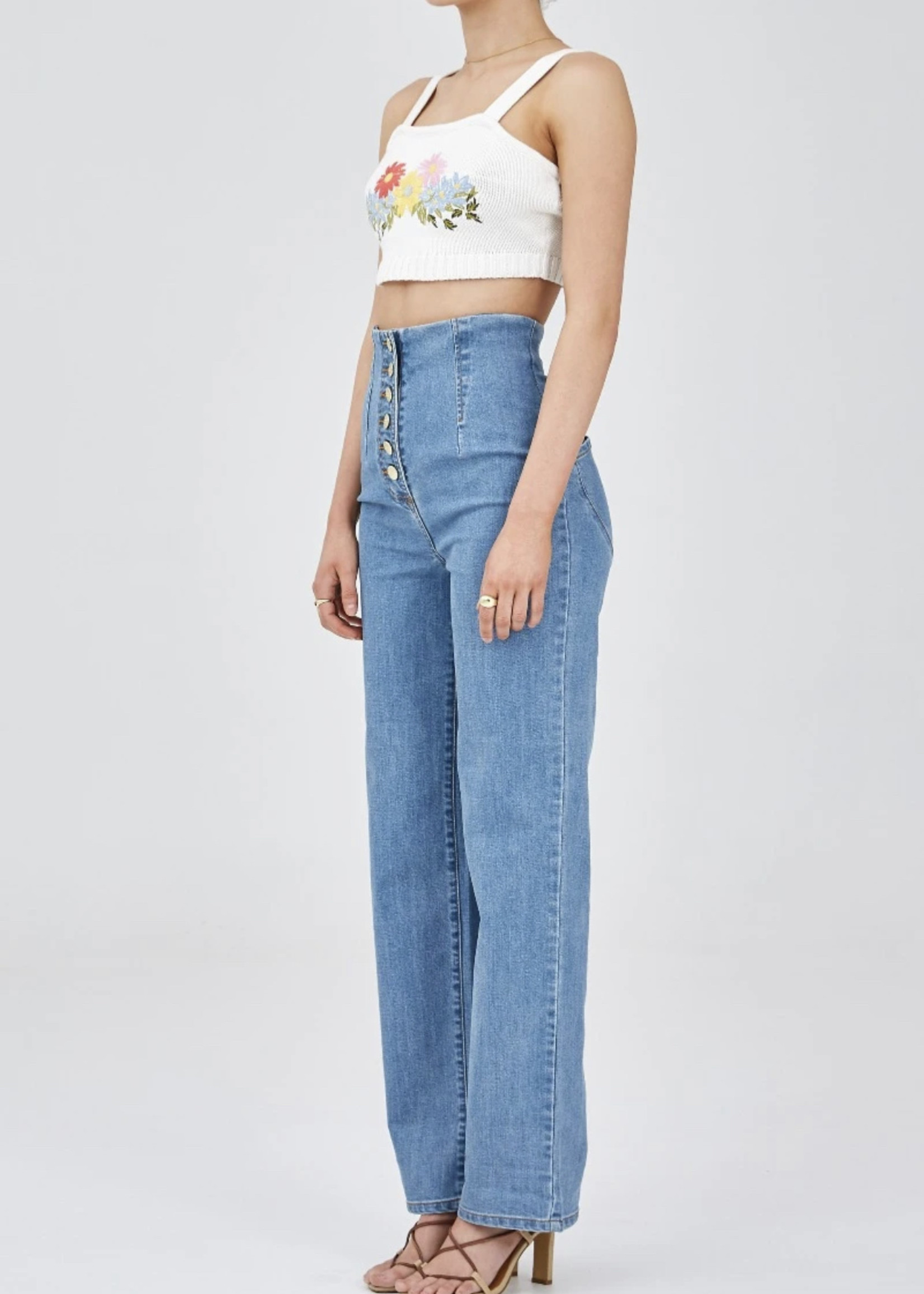 Elitaire Boutique Camelia Knit Top