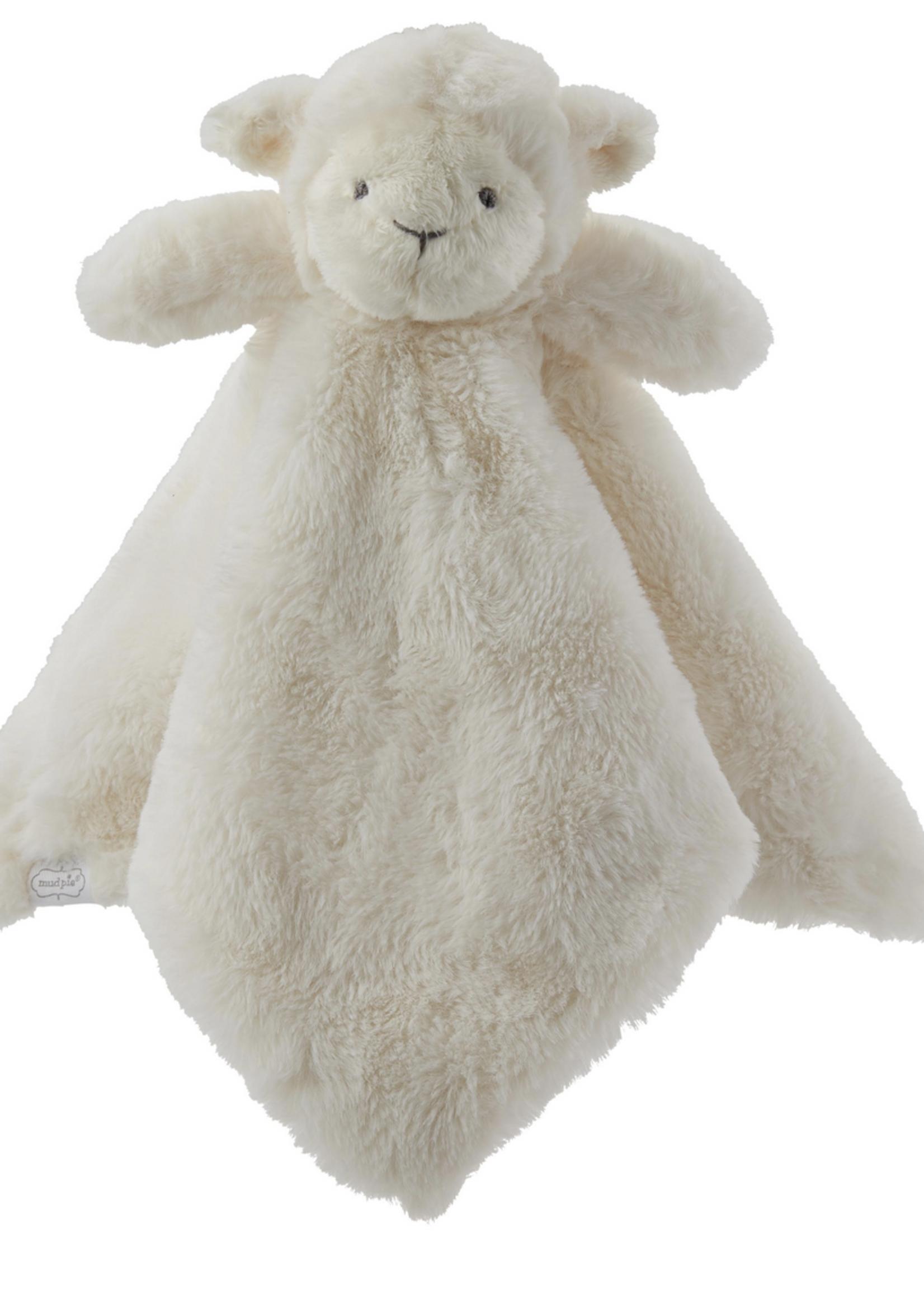 Elitaire Petite Lamb Plush Woobie