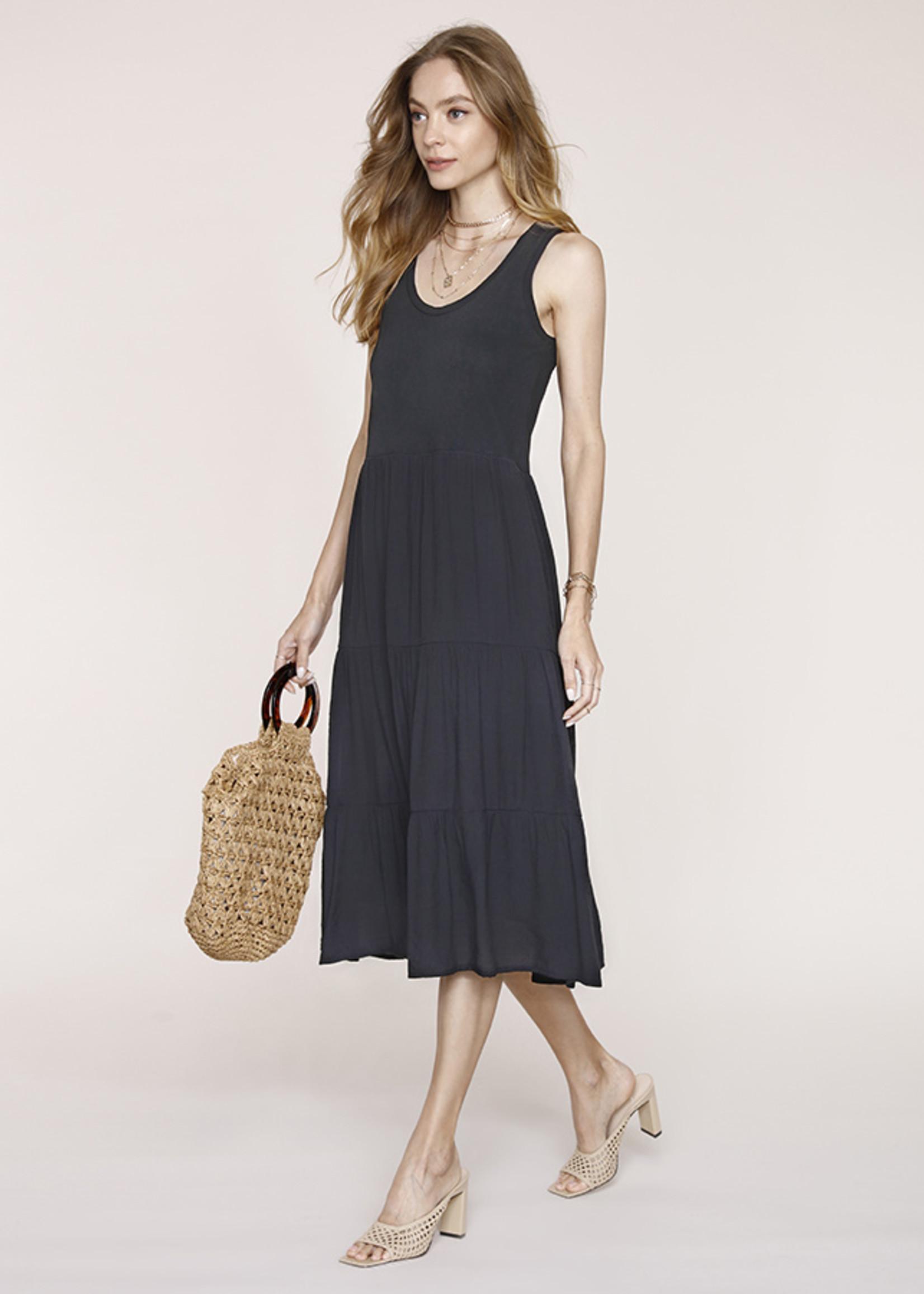 Elitaire Boutique Pryce Dress in Black