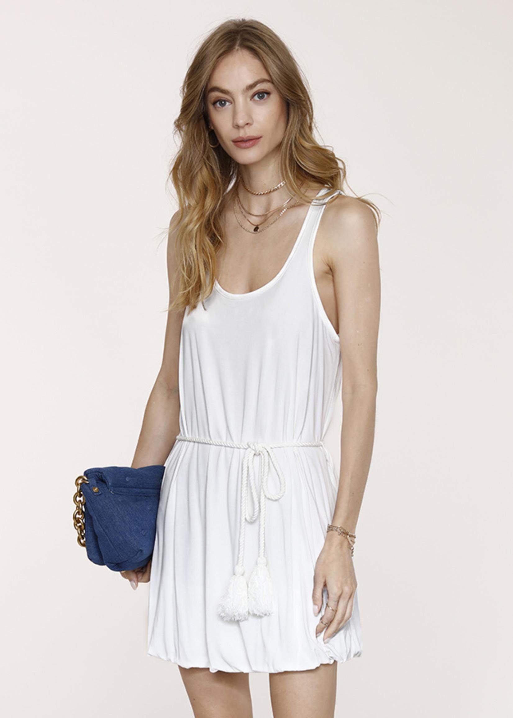 Elitaire Boutique June Dress in White