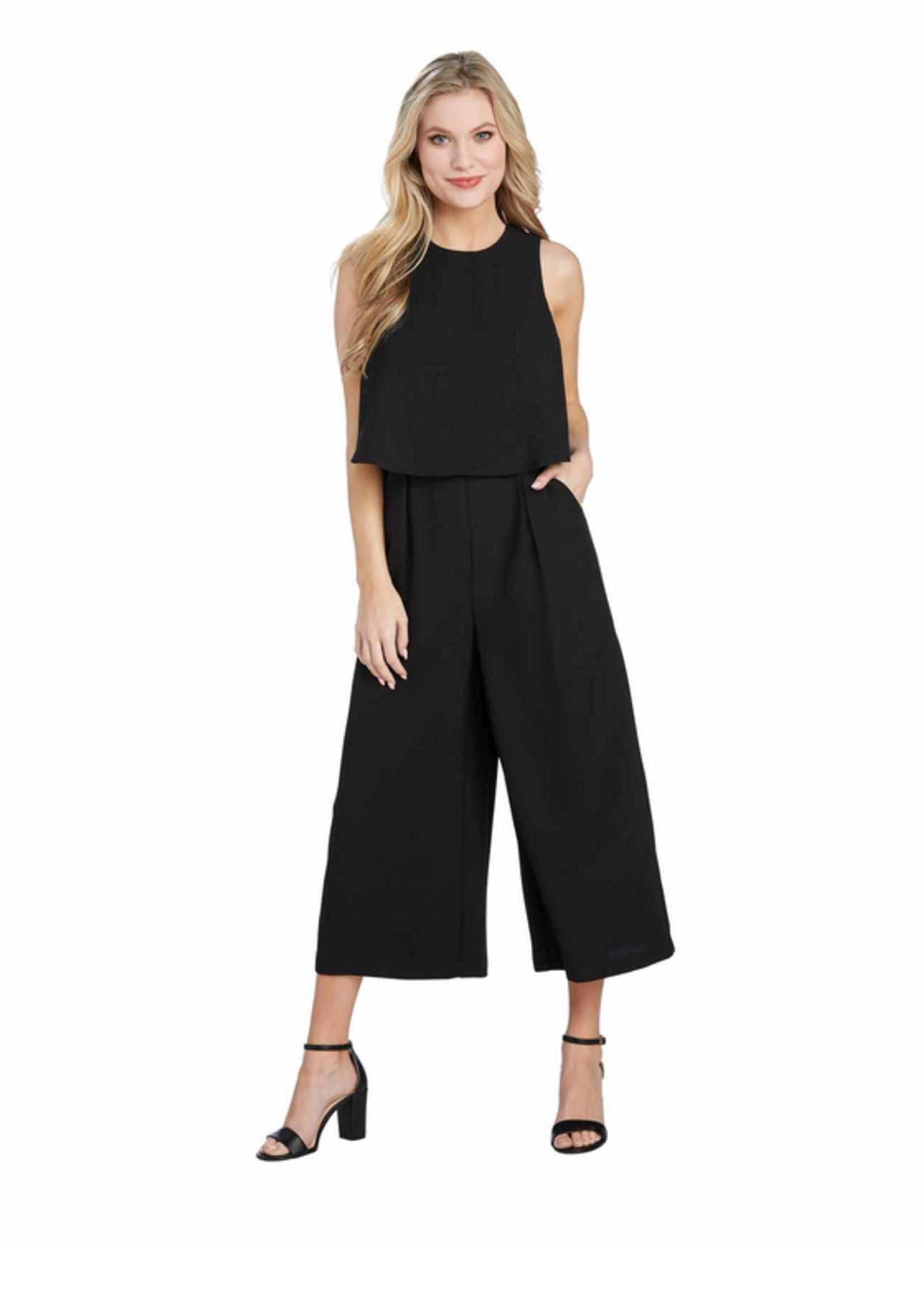 Elitaire Boutique Celine Black Jumpsuit