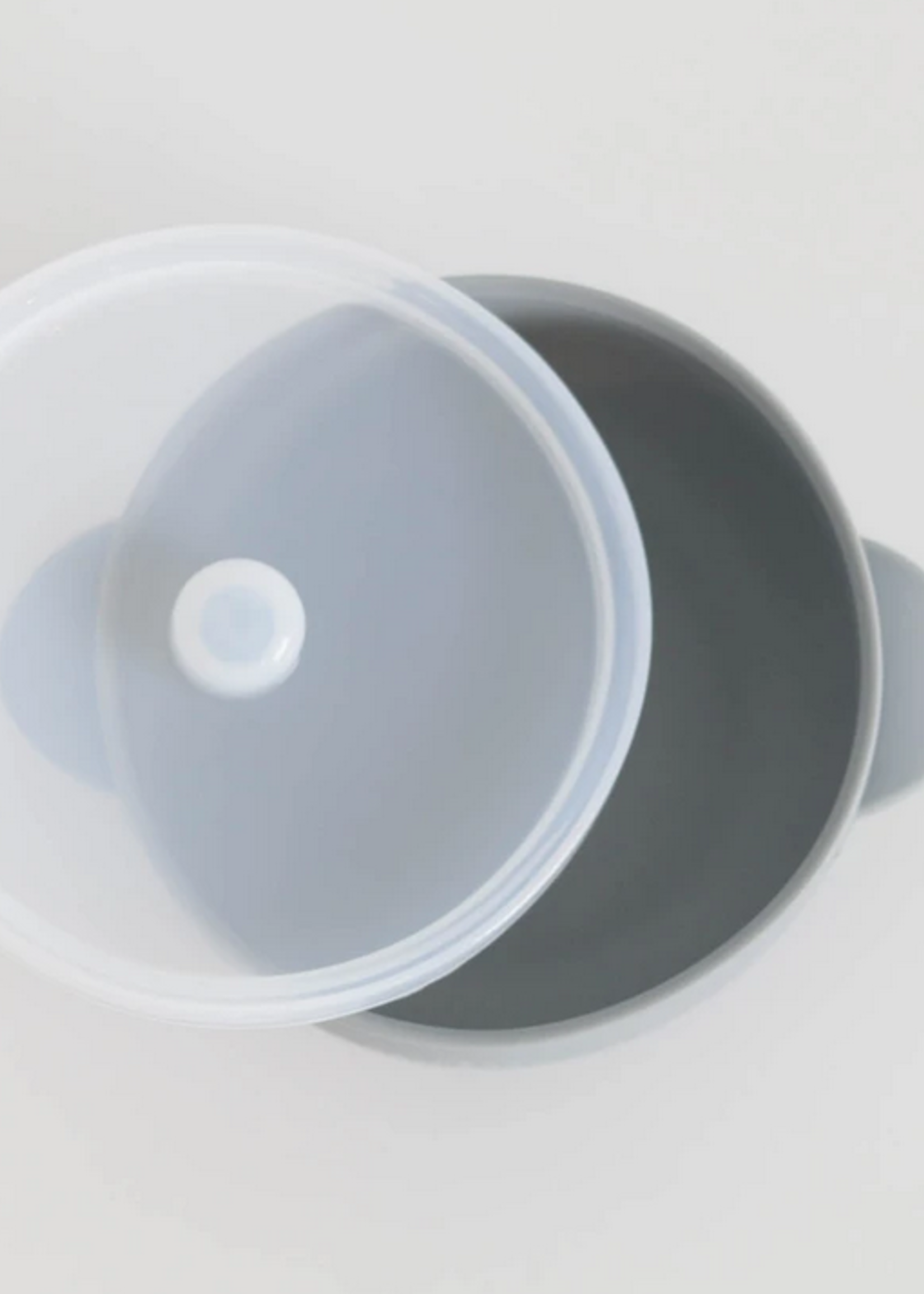 Elitaire Petite Sky Suction Bowl with Lid