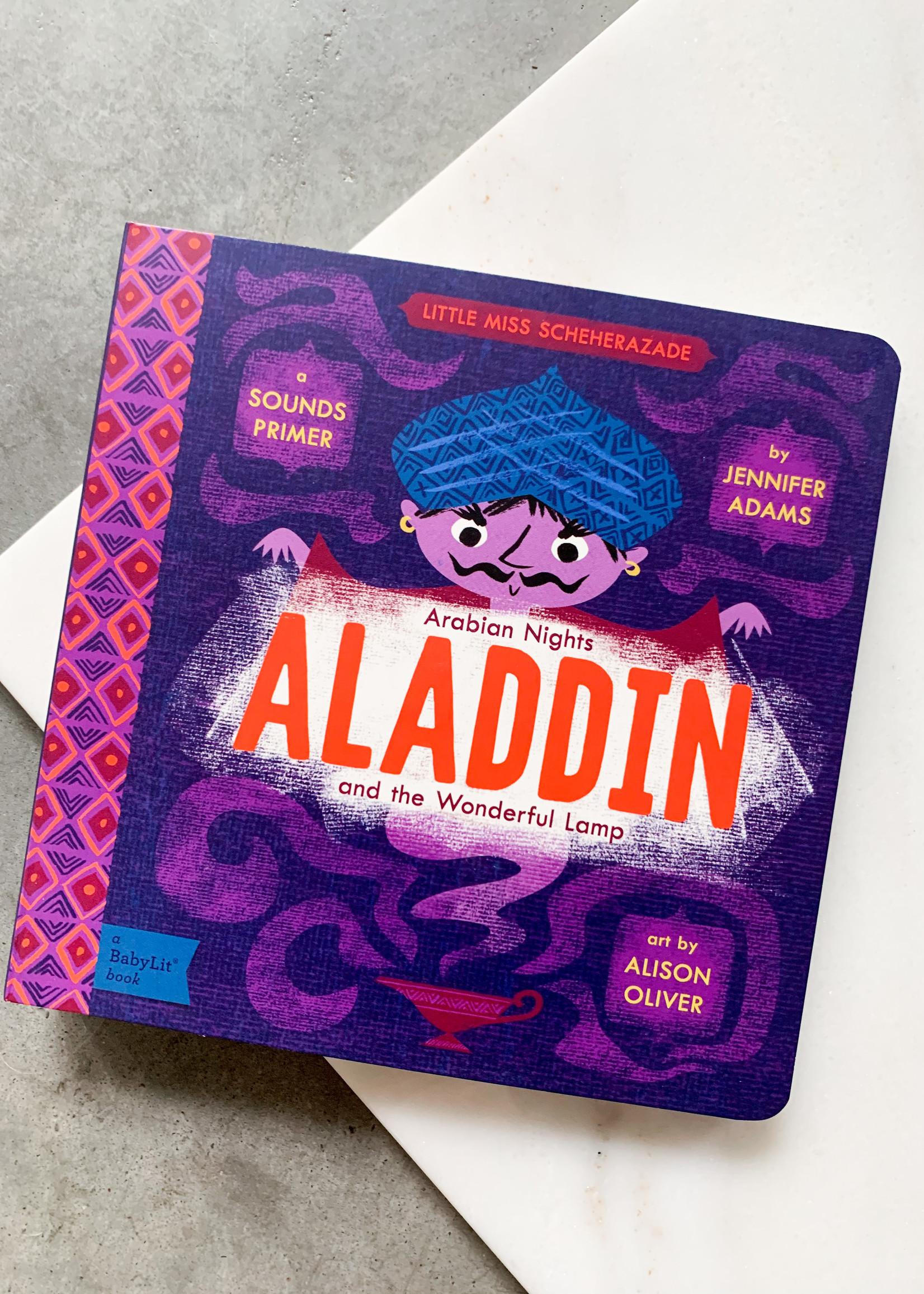 Elitaire Petite Aladdin and the Wonderful Lamp