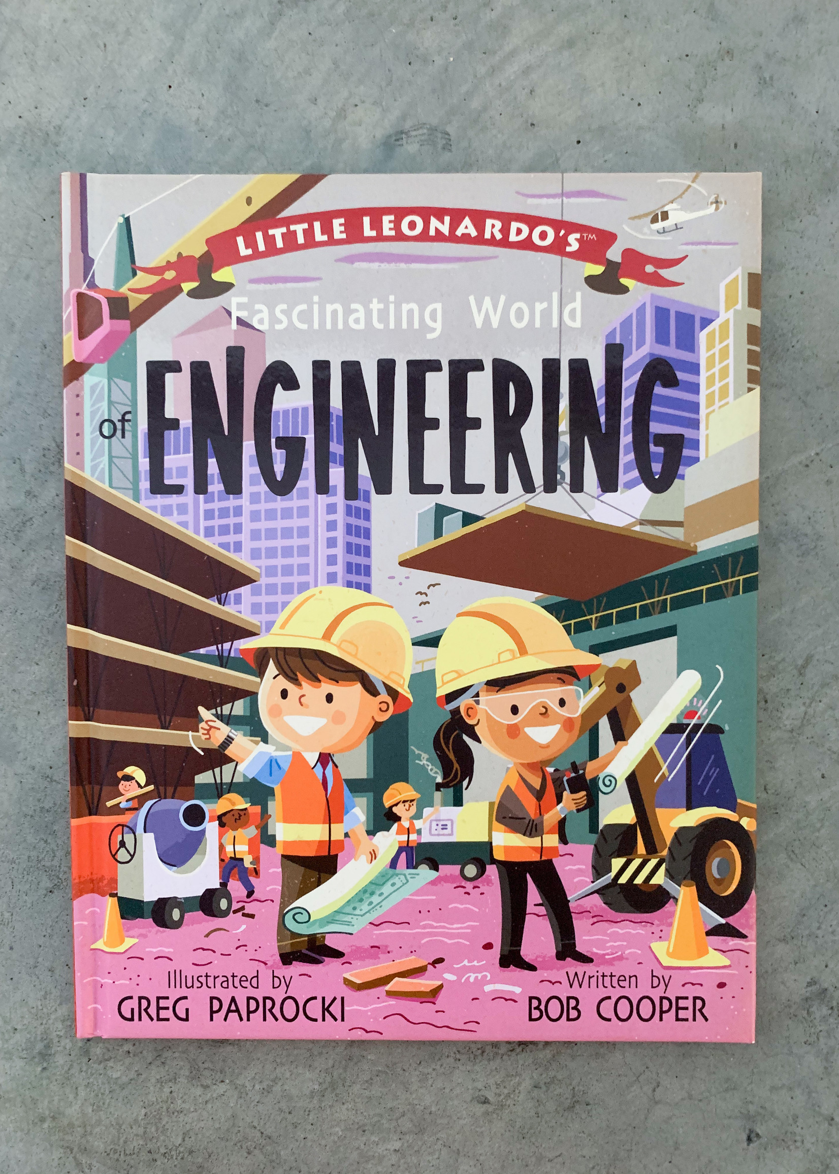 Elitaire Petite Fascinating World of Engineering
