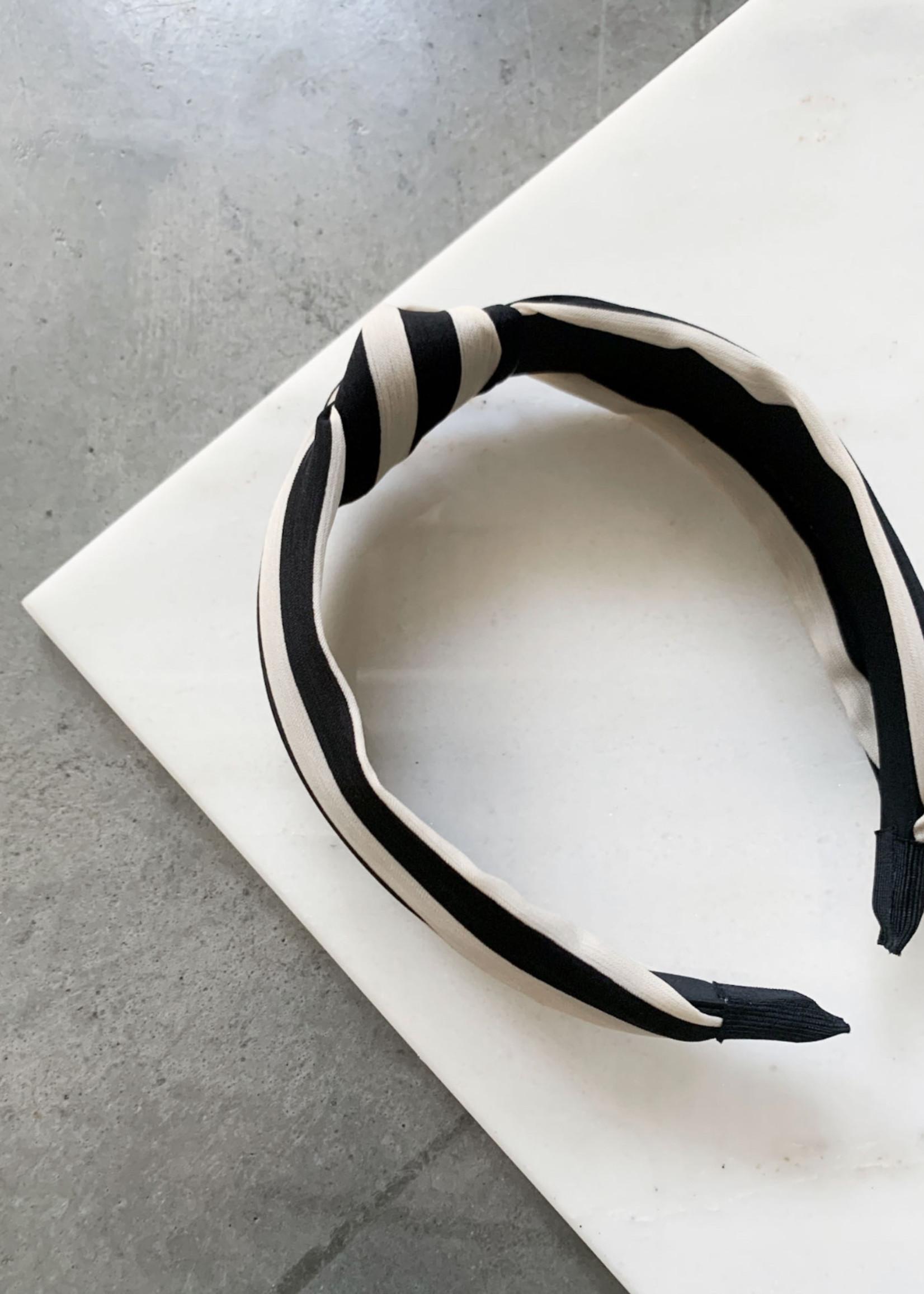 Elitaire Boutique Striped Headband
