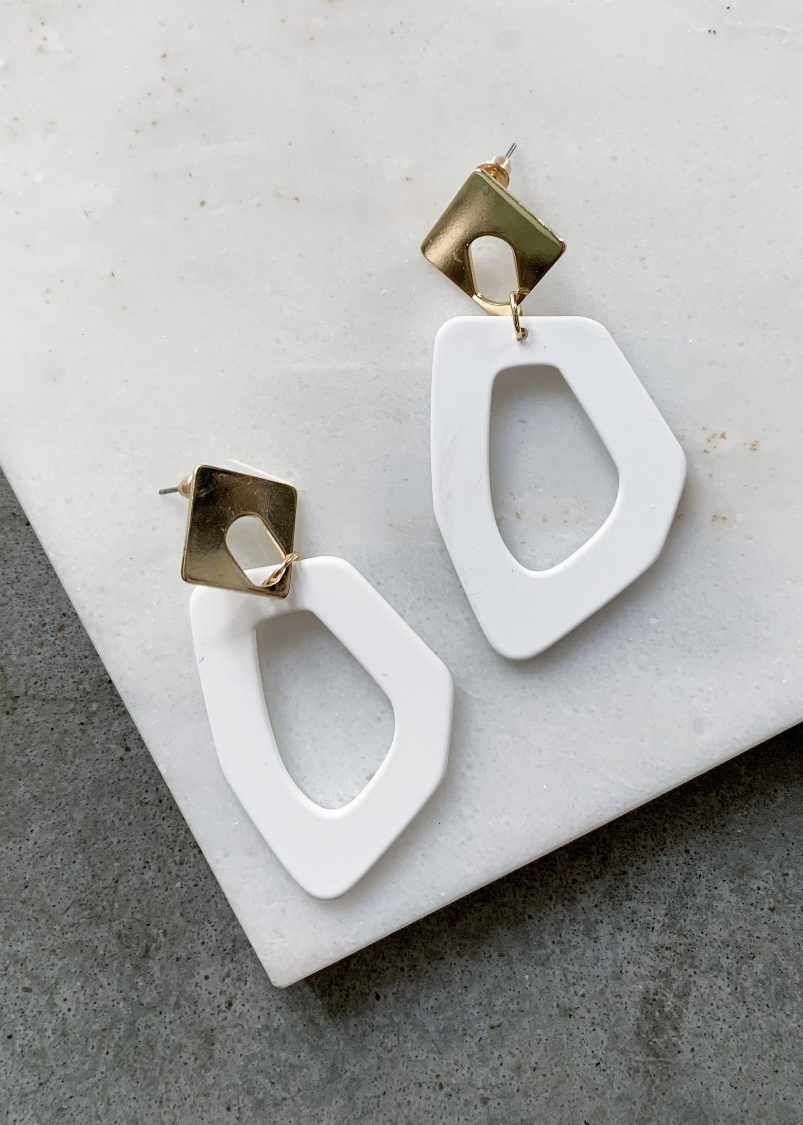 Elitaire Boutique Acrylic Geometric Drops