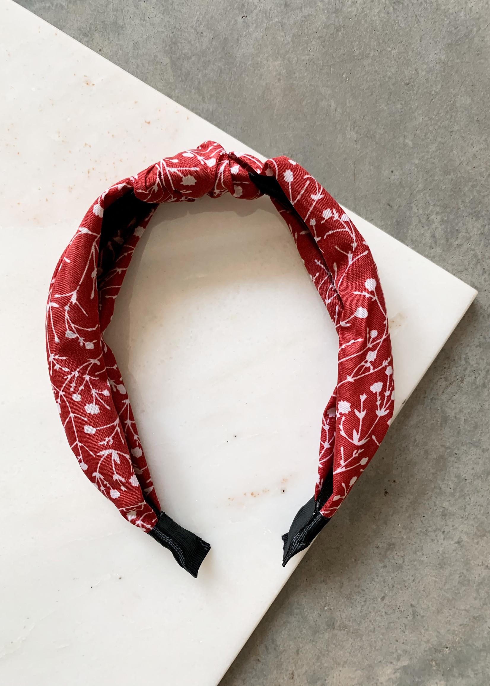 Elitaire Boutique Mini Floral Headband