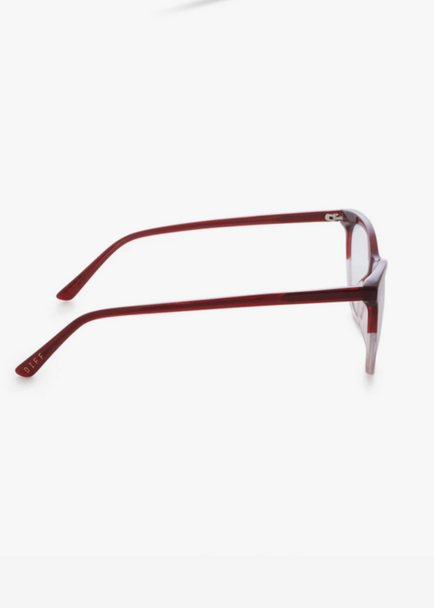 Elitaire Boutique Jade Rosewood Ombre Bluelight Glasses