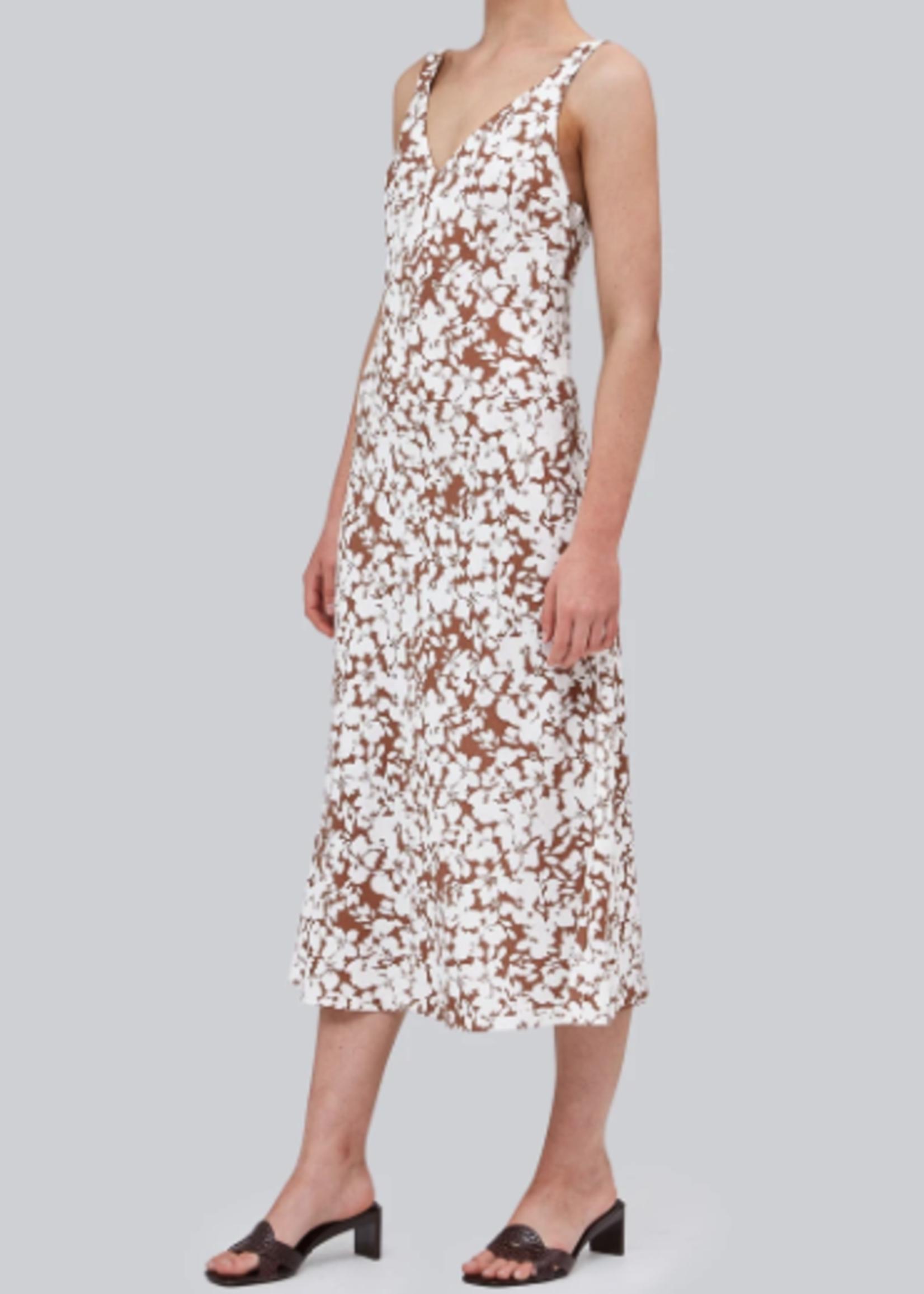 Elitaire Boutique Hera Midi Floral Dress