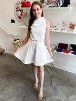Elitaire Boutique Sienna White Dress