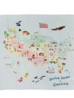 Elitaire Petite Muslin Swaddle - USA