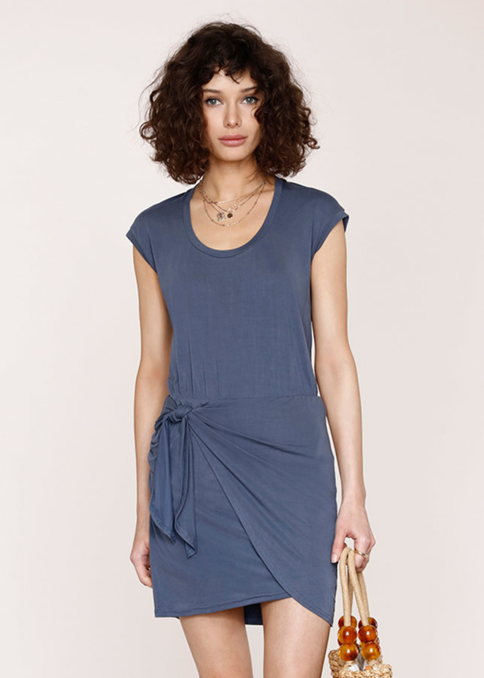 Elitaire Boutique Martin Marine Dress