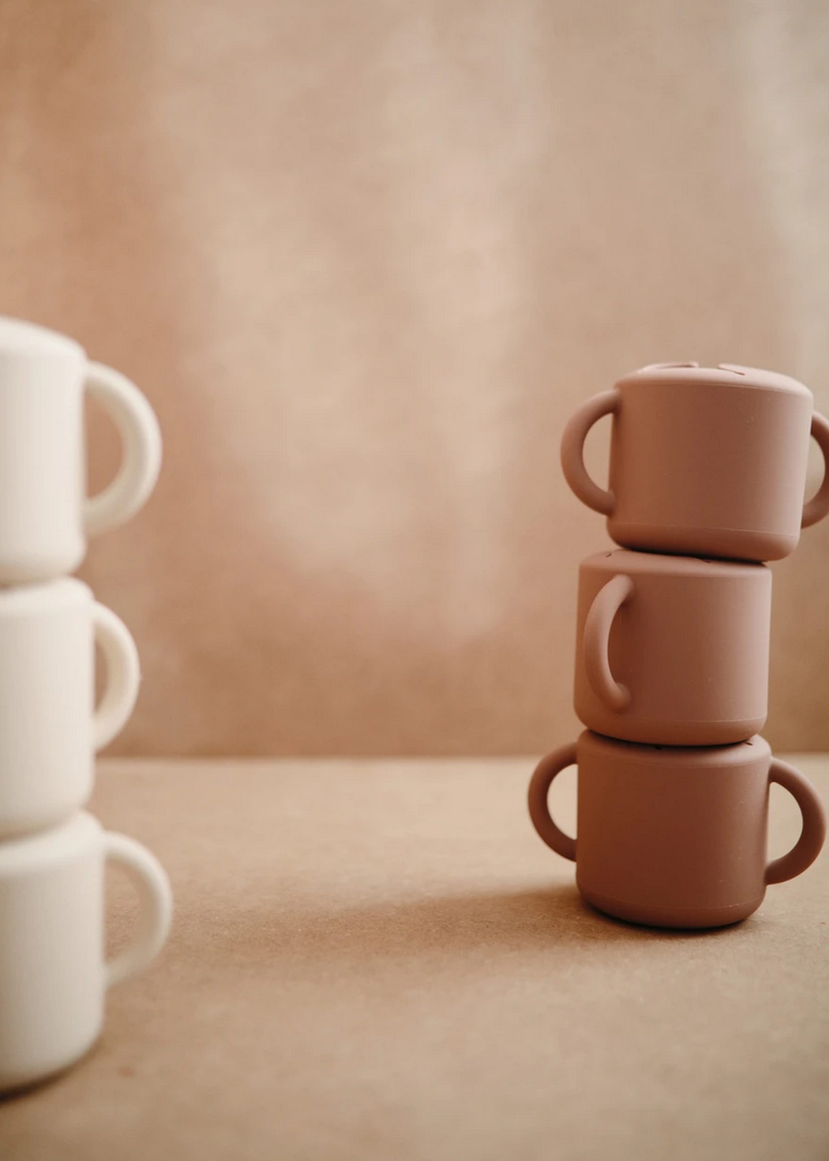 Elitaire Petite Snack Cup in Cloudy Mauve