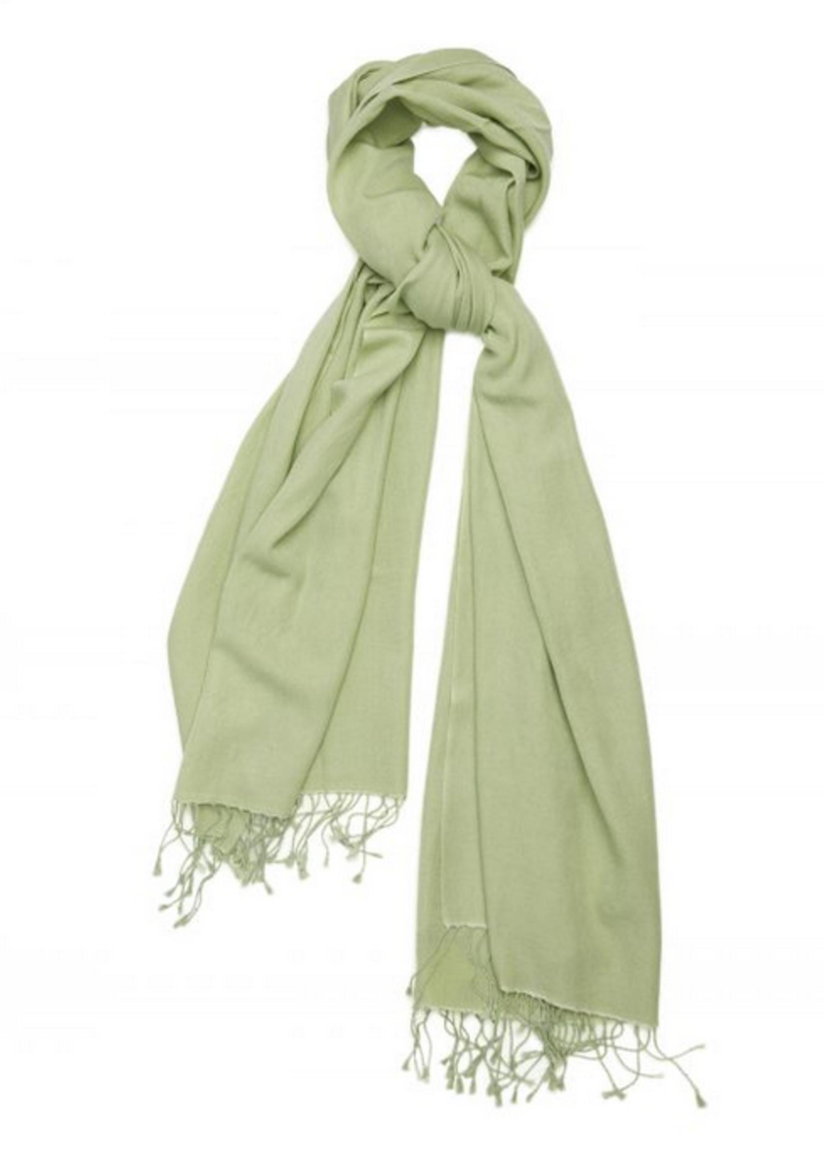 Elitaire Boutique Mint Green Pashmina